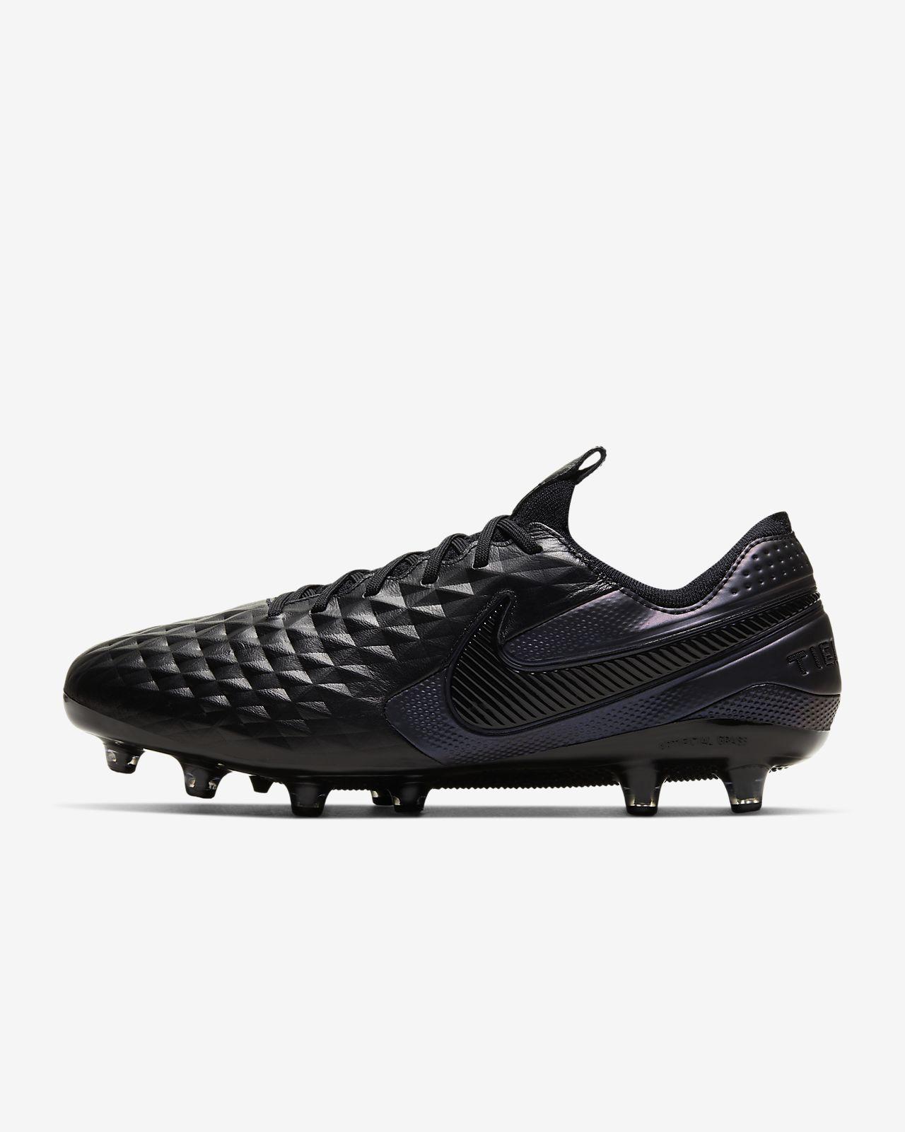 Nike Tiempo kunstgras heren maat 42,5 zwart