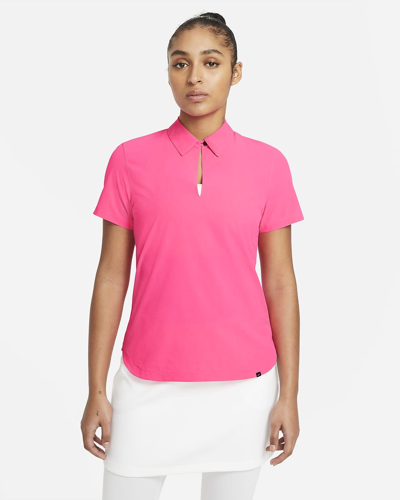 Γυναικεία μπλούζα πόλο για γκολφ Nike Flex Ace