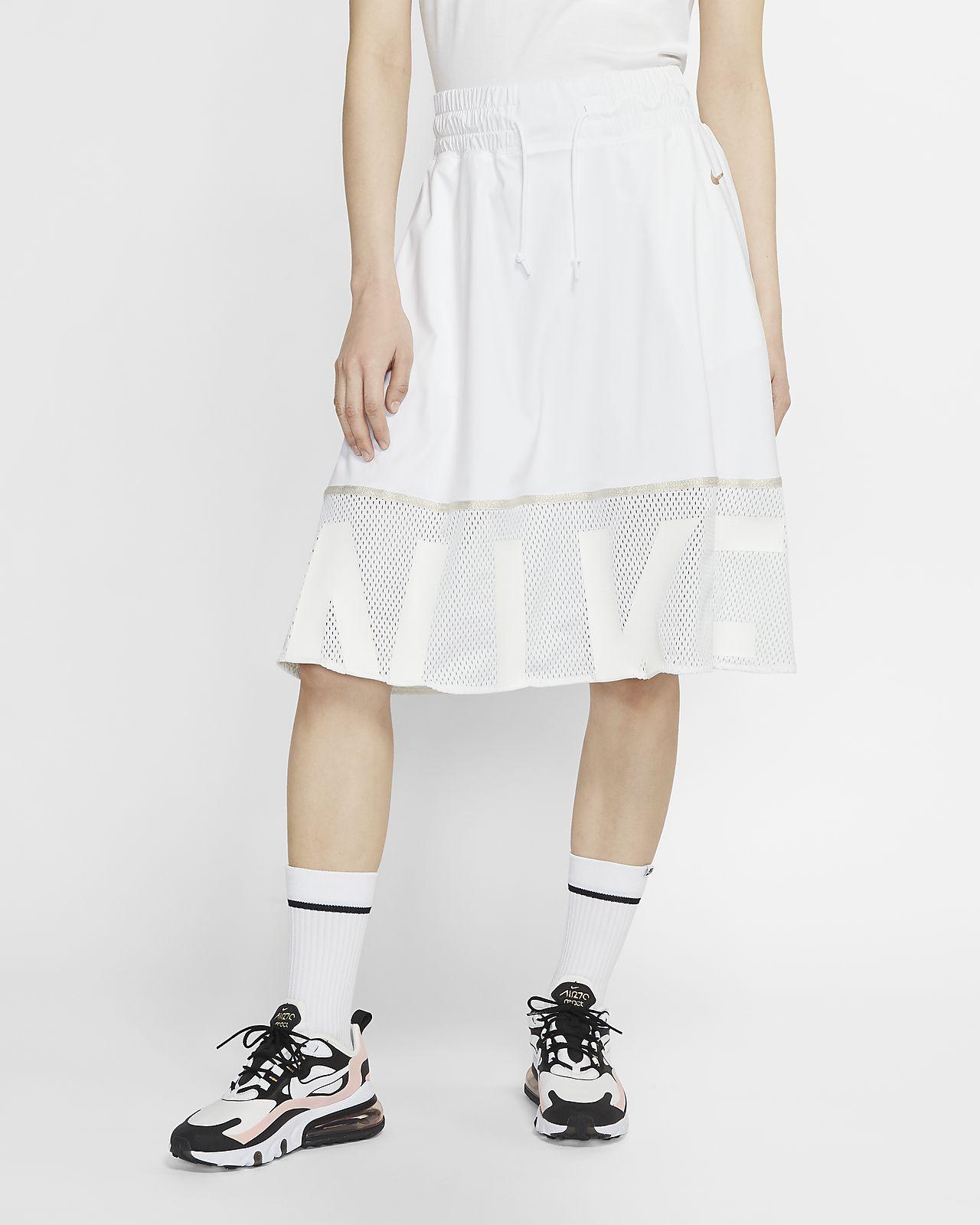ナイキ スポーツウェア ウィメンズ メッシュ スカート
