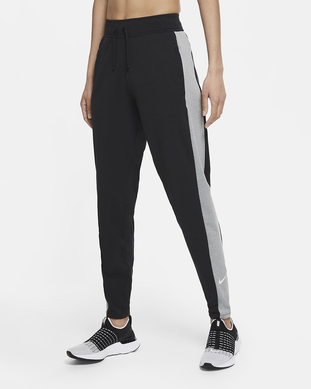 Damskie spodnie do biegania Nike Essential Warm