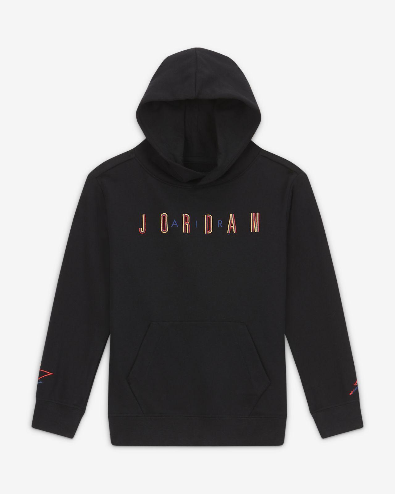 Jordan 幼童连帽衫