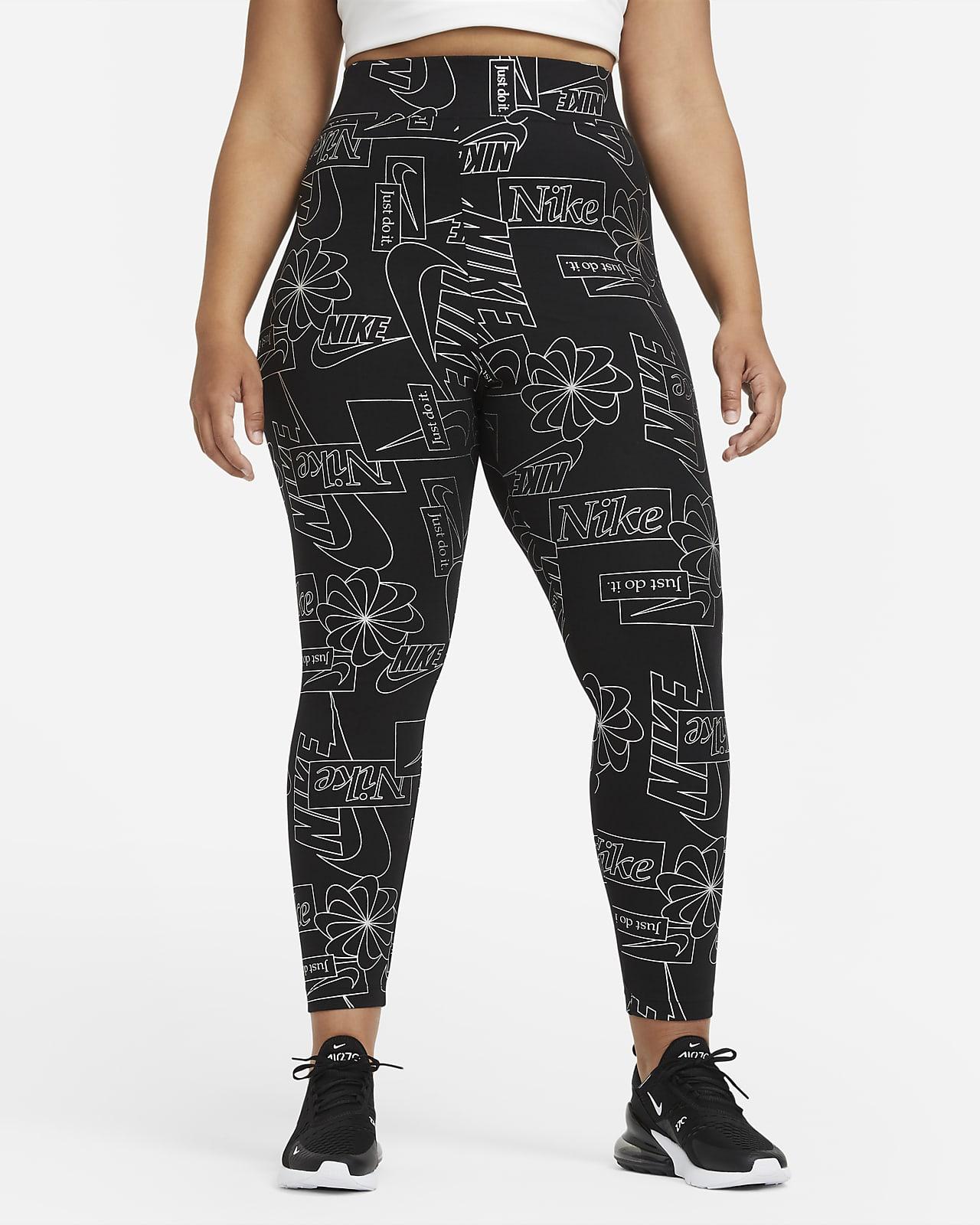 Nike Sportswear Icon Clash Damen-Leggings mit hohem Bund