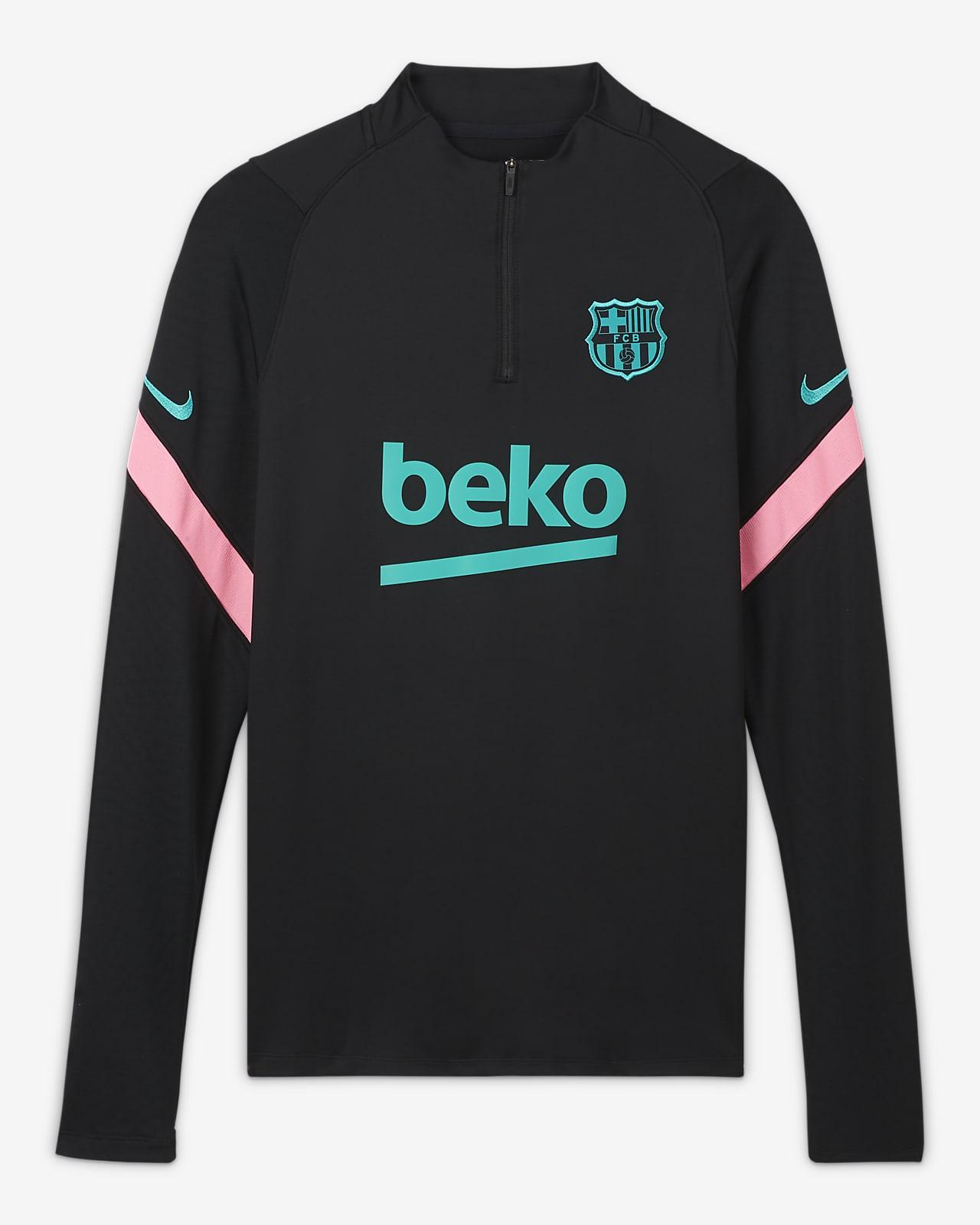 Męska treningowa koszulka piłkarska FC Barcelona Strike