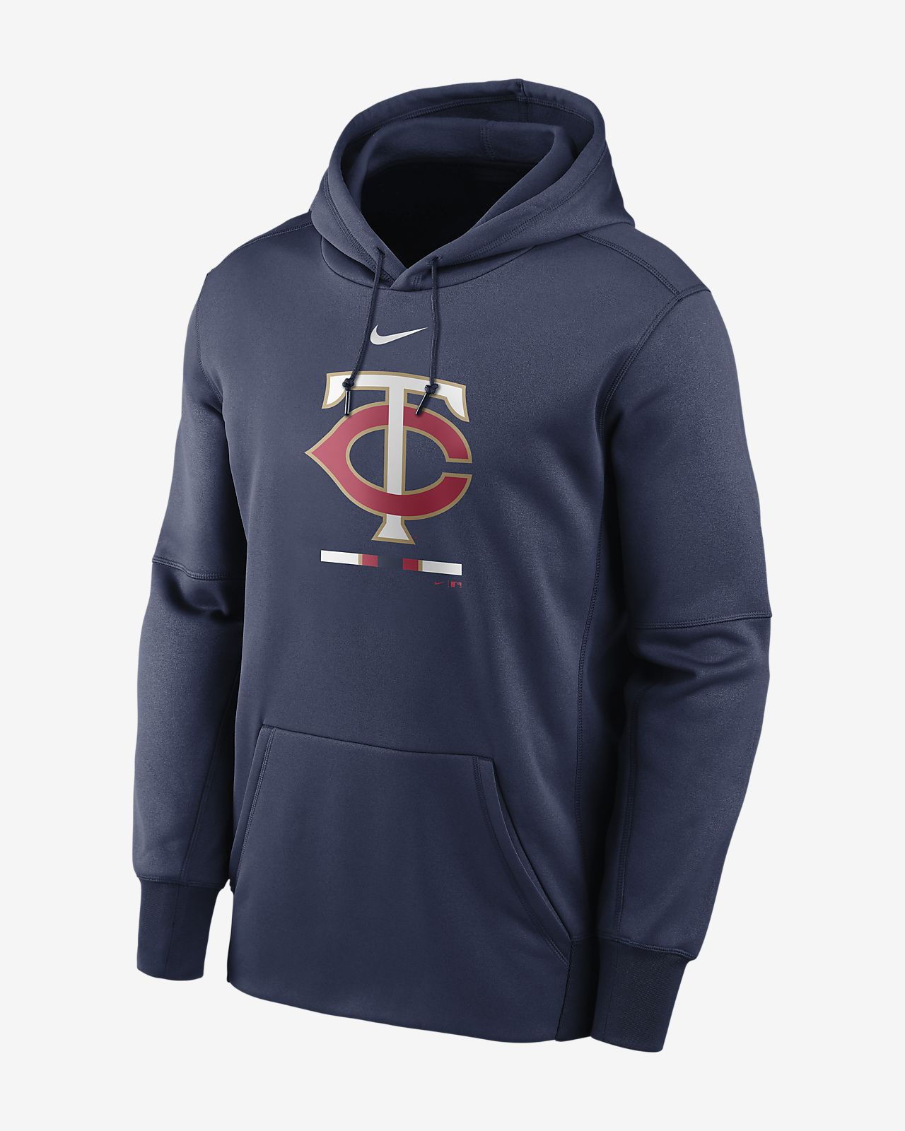 Nike Therma Legacy Performance (MLB Minnesota Twins) Hoodie