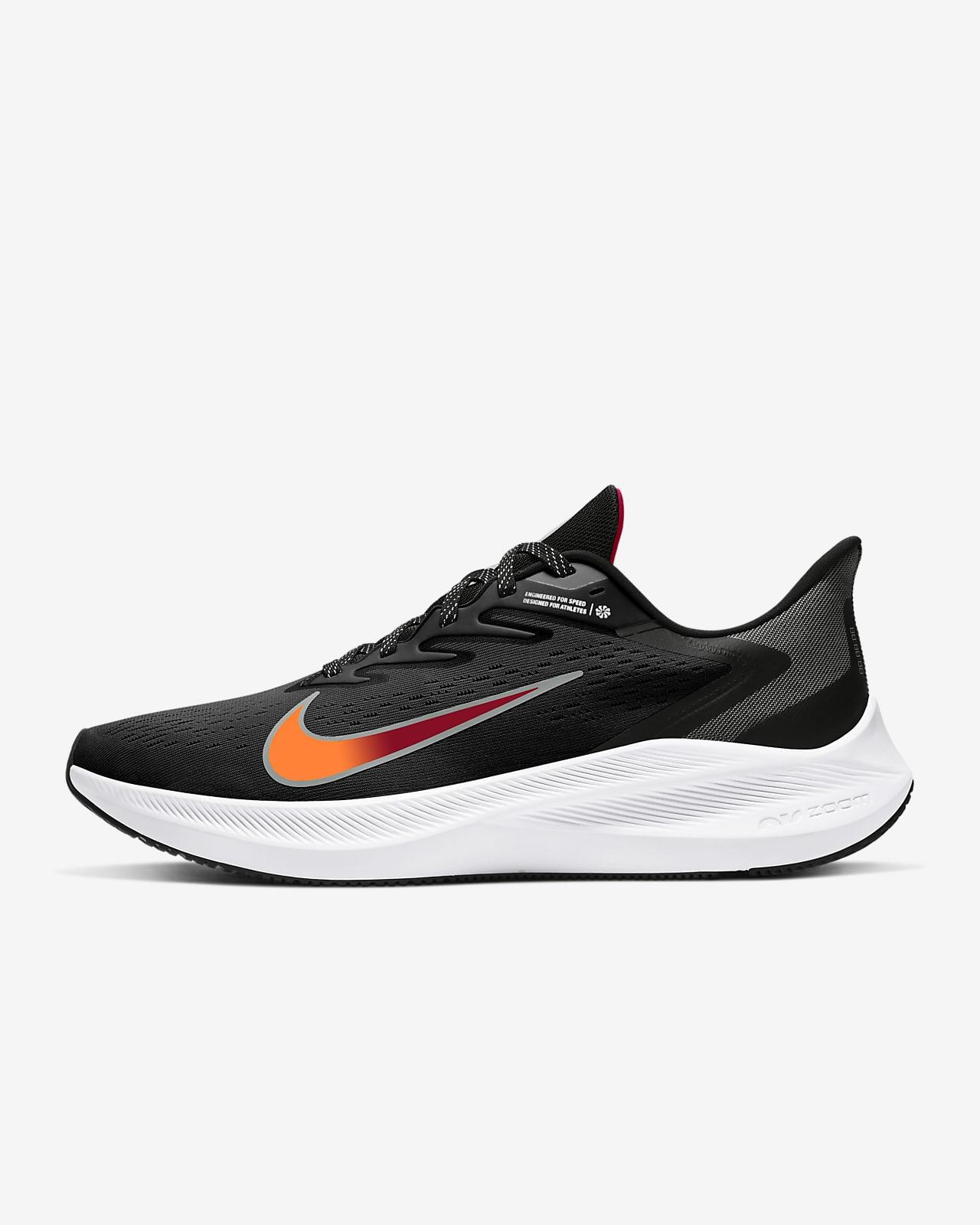 รองเท้าวิ่งผู้ชาย Nike Air Zoom Winflo 7
