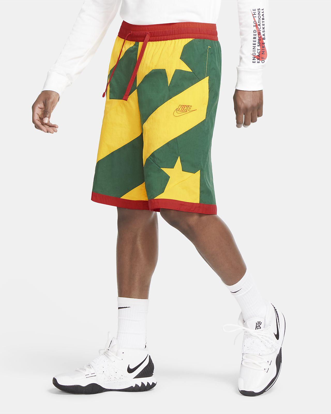 Calções de basquetebol Nike Dri-FIT Throwback para homem