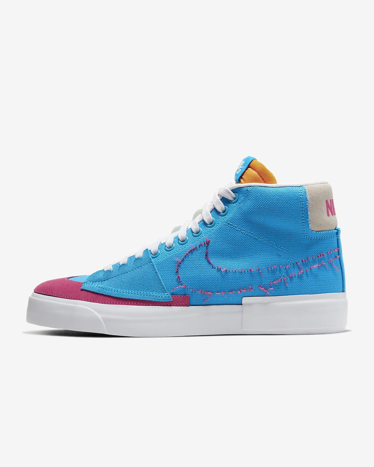 Nike SB Zoom Blazer Mid Edge Skate Shoe
