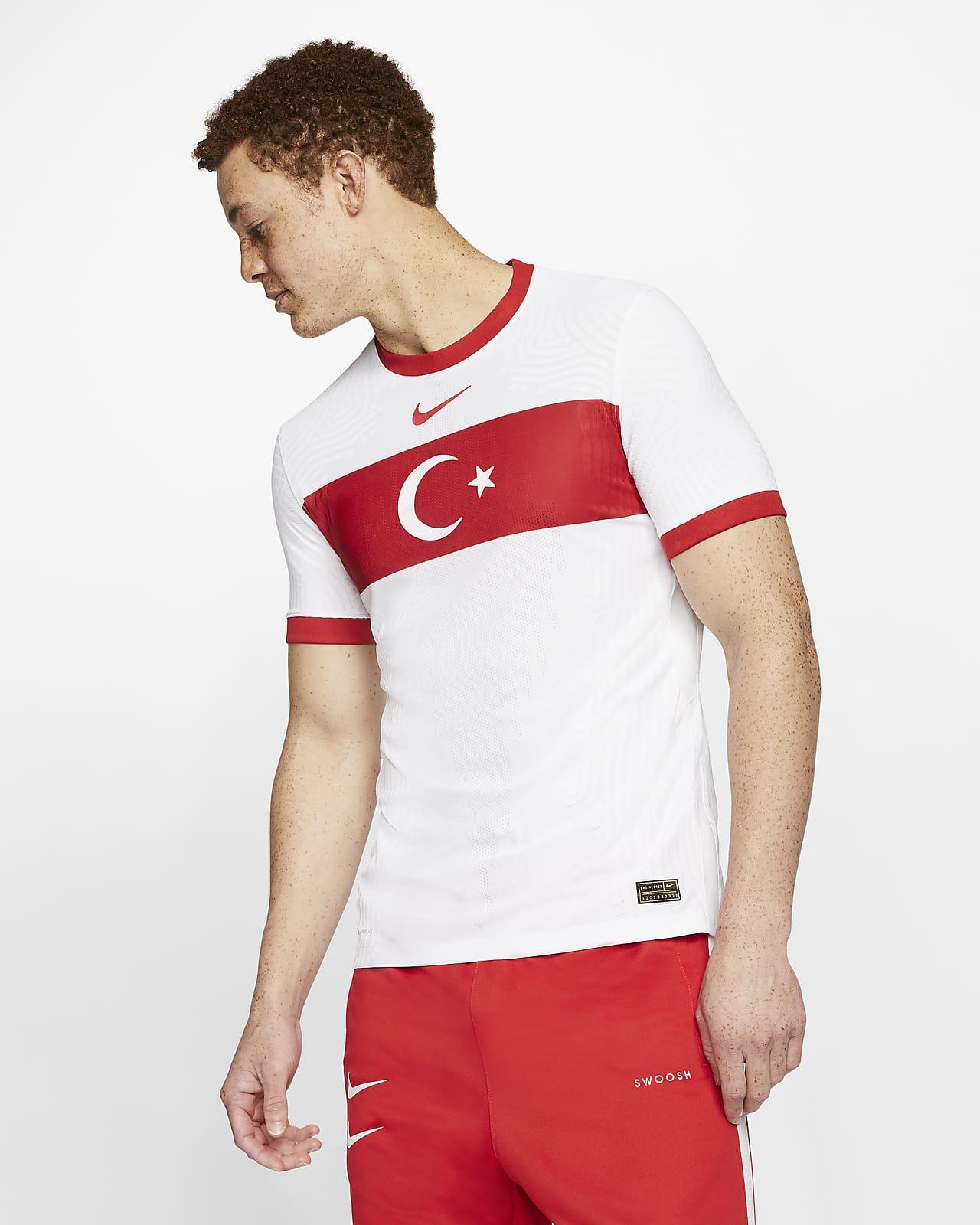 Turkey 2020 Vapor Match Home Men's Football Shirt