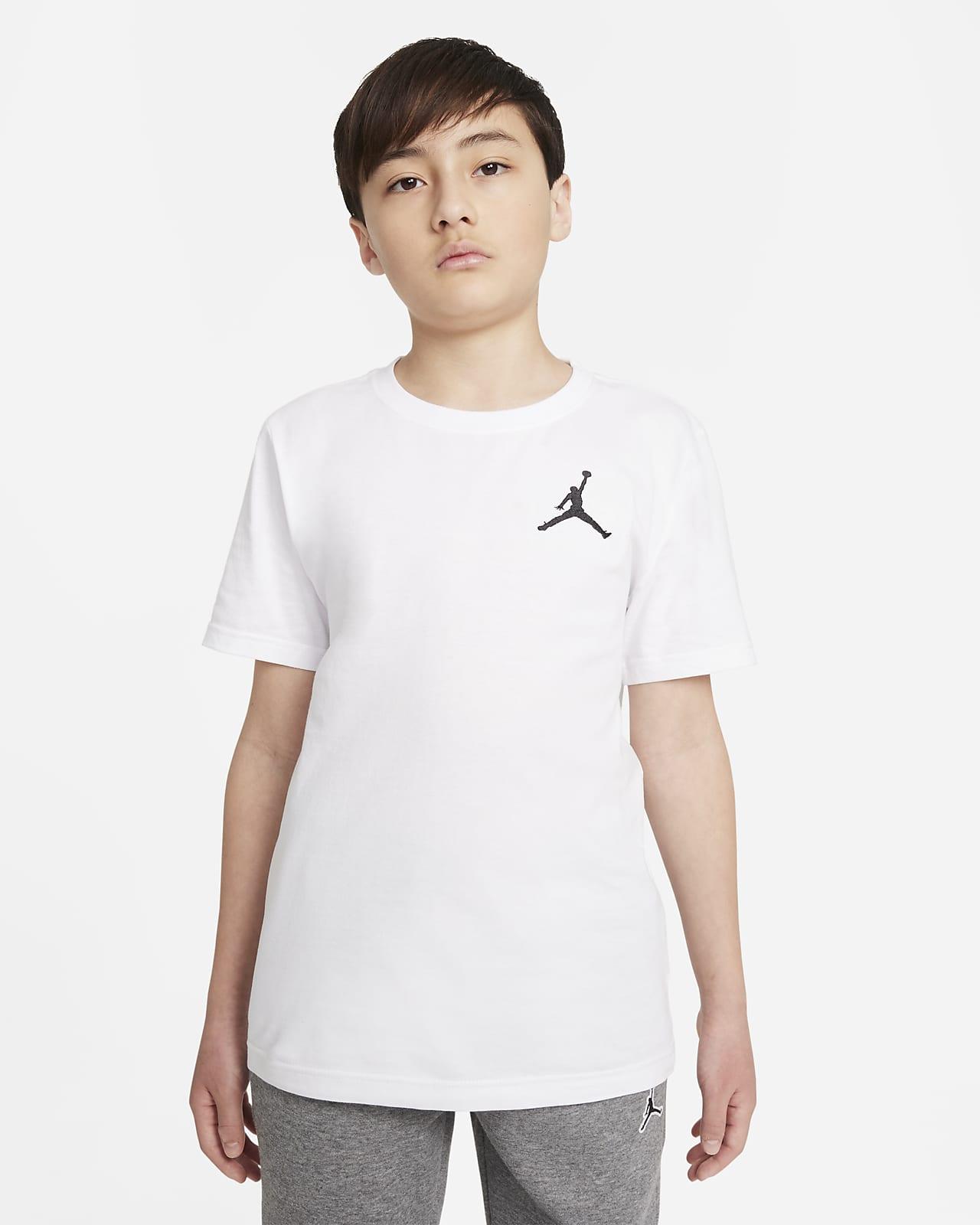 Playera para niño talla grande Jordan
