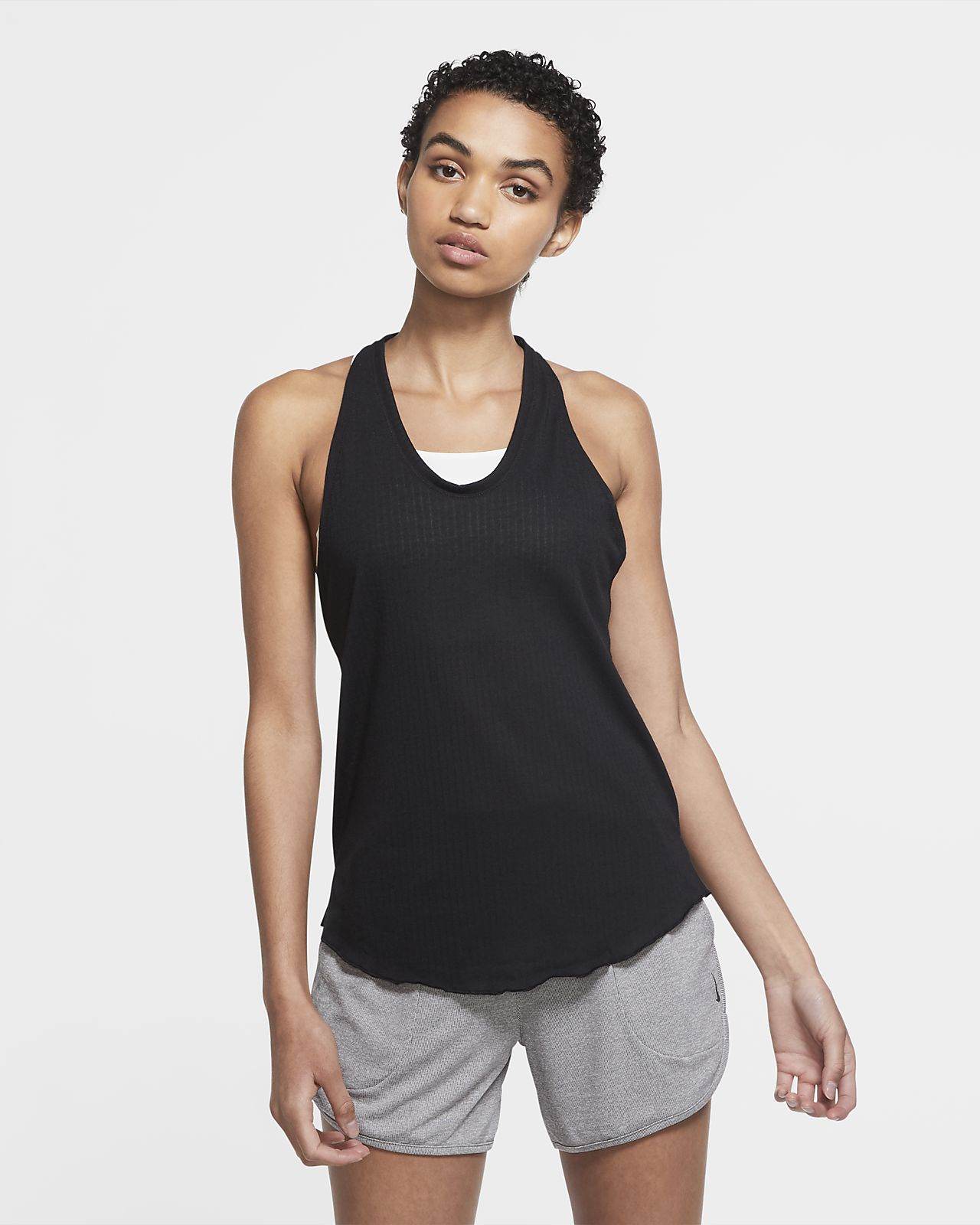 Nike Yoga női trikó