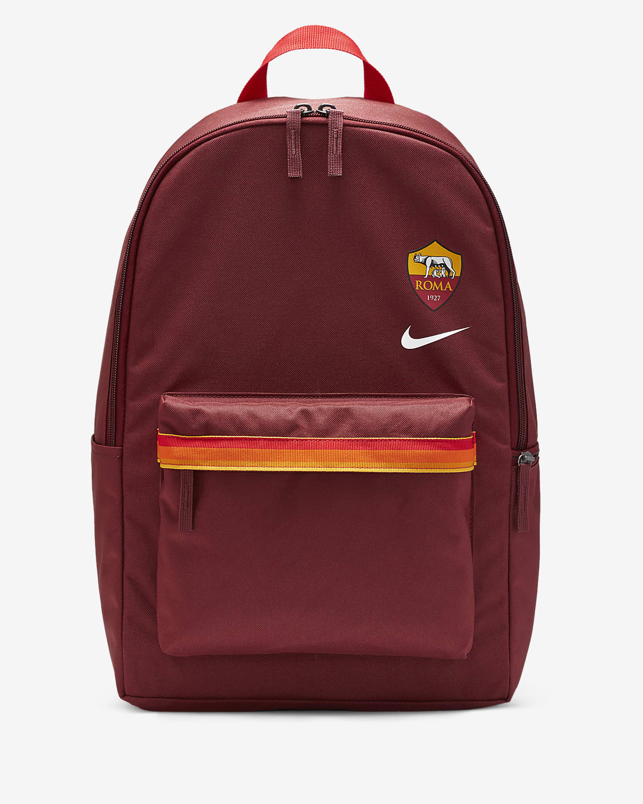 AS Roma Stadium Football Backpack