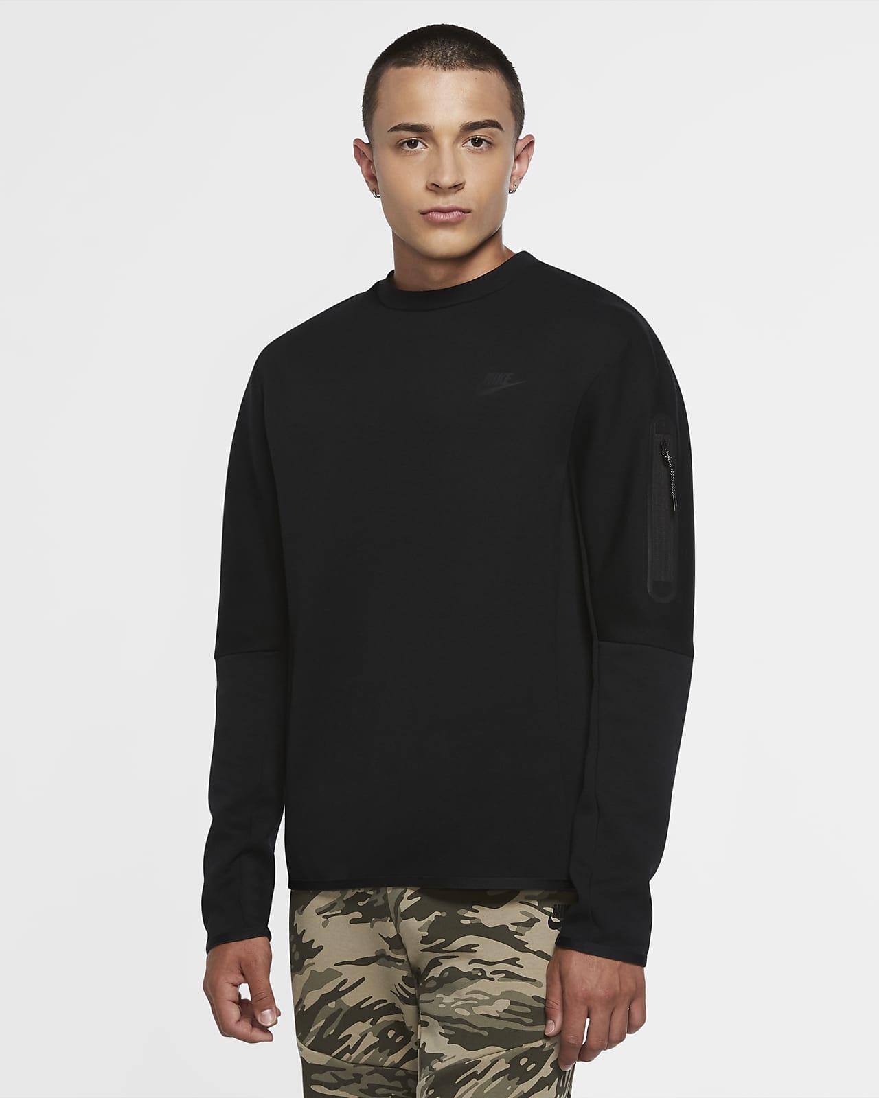 Nike Sportswear Tech Fleece Herren-Rundhalsshirt