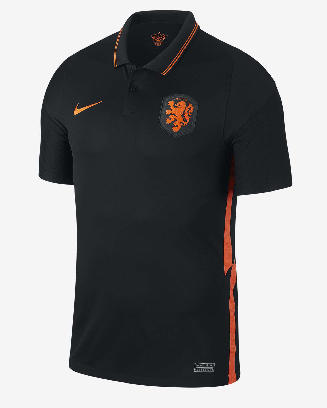 Maglia da calcio Olanda 2020 Stadium da uomo - Away