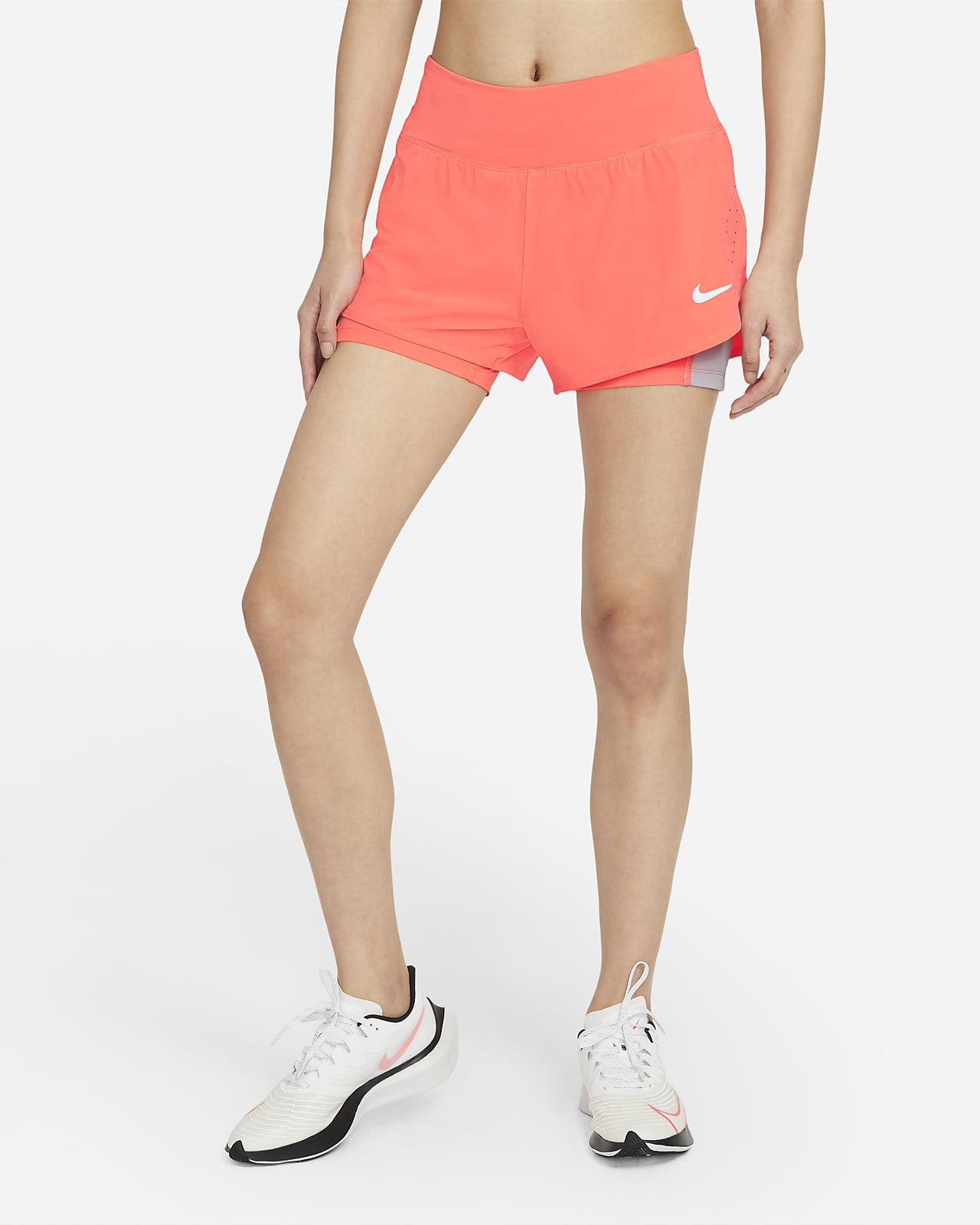 Nike Eclipse Women's 2-In-1 Running Shorts