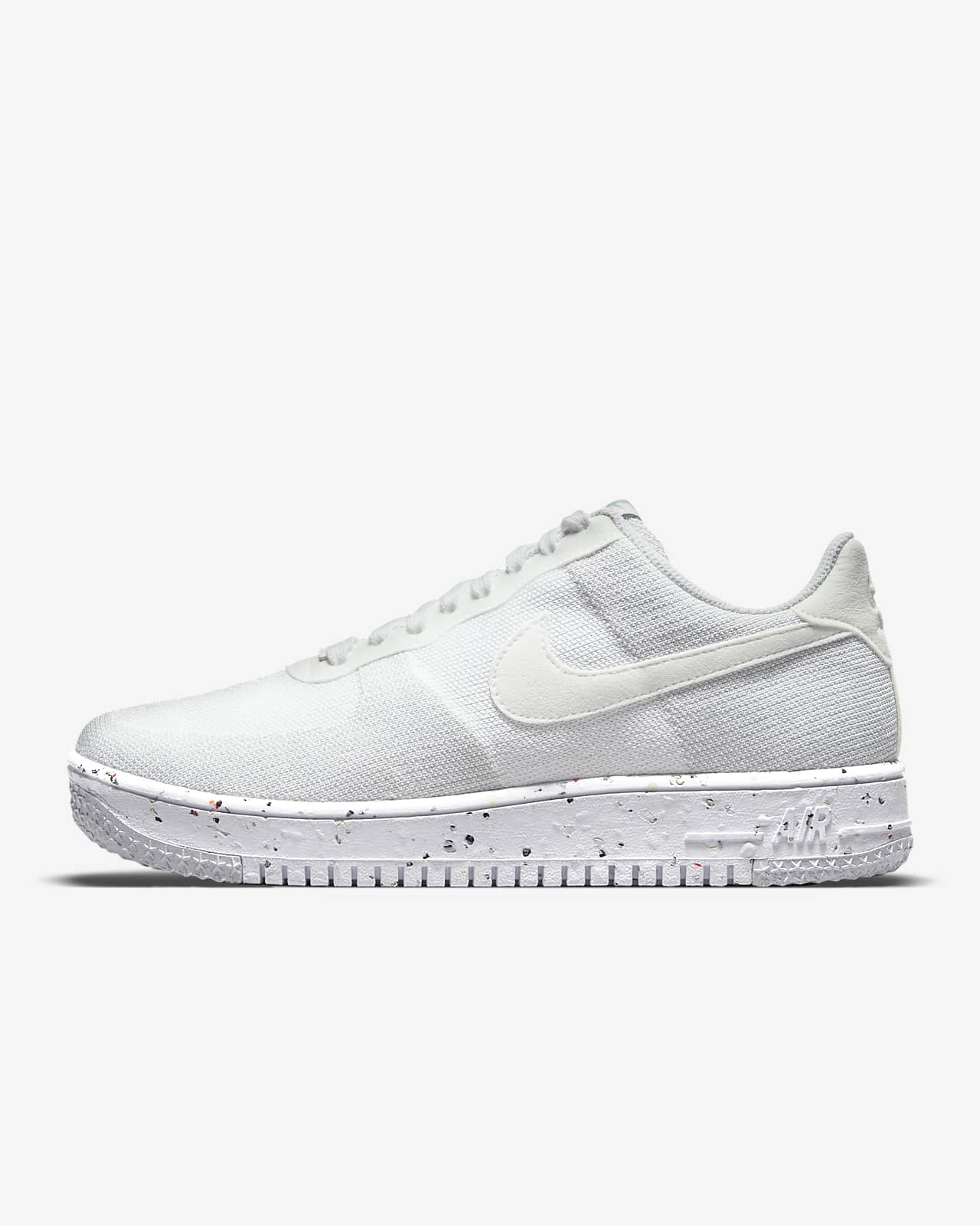 Scarpa Nike Air Force 1 Crater FlyKnit - Uomo