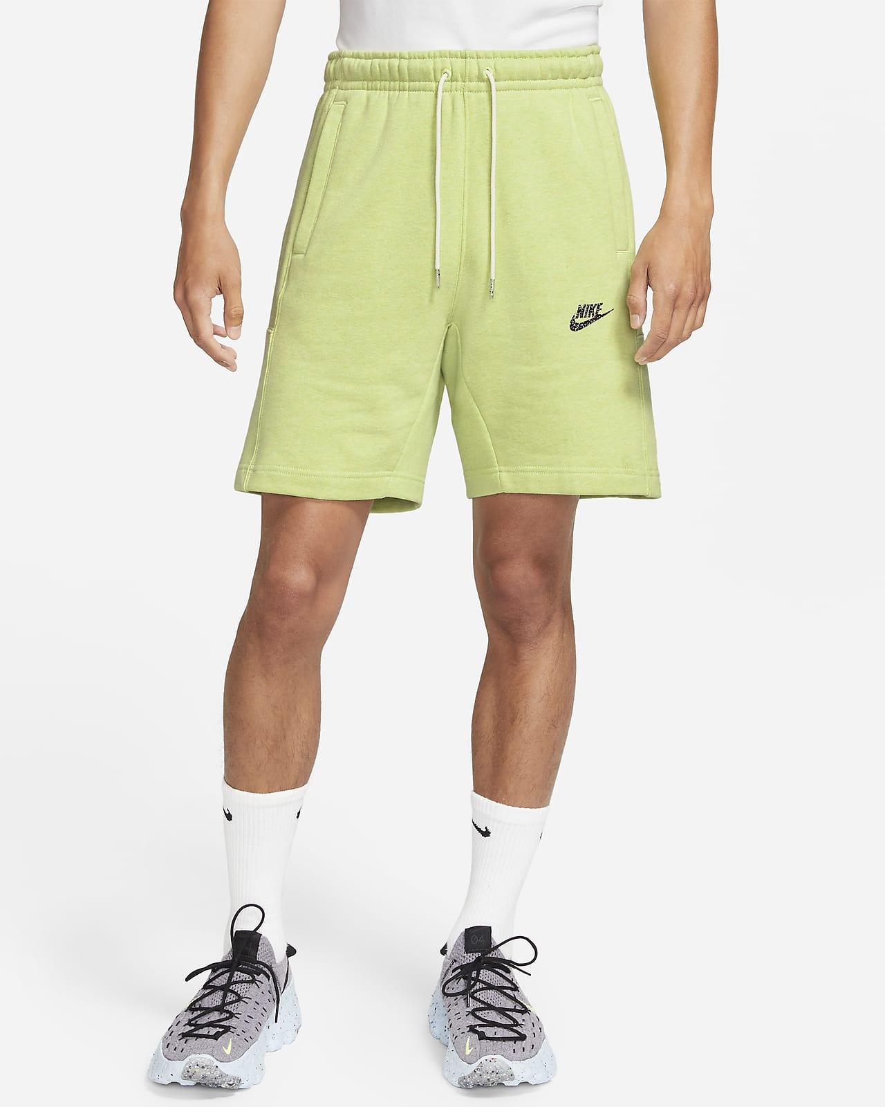 ナイキ スポーツウェア スポーツ エッセンシャル+ メンズ セミブラッシュド ショートパンツ