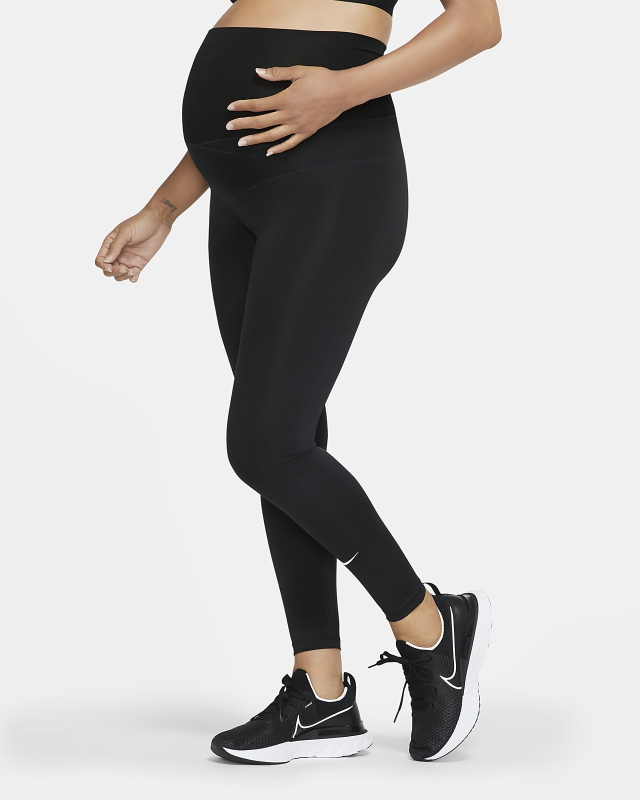 Nike One-leggings (M) til kvinder (graviditet)
