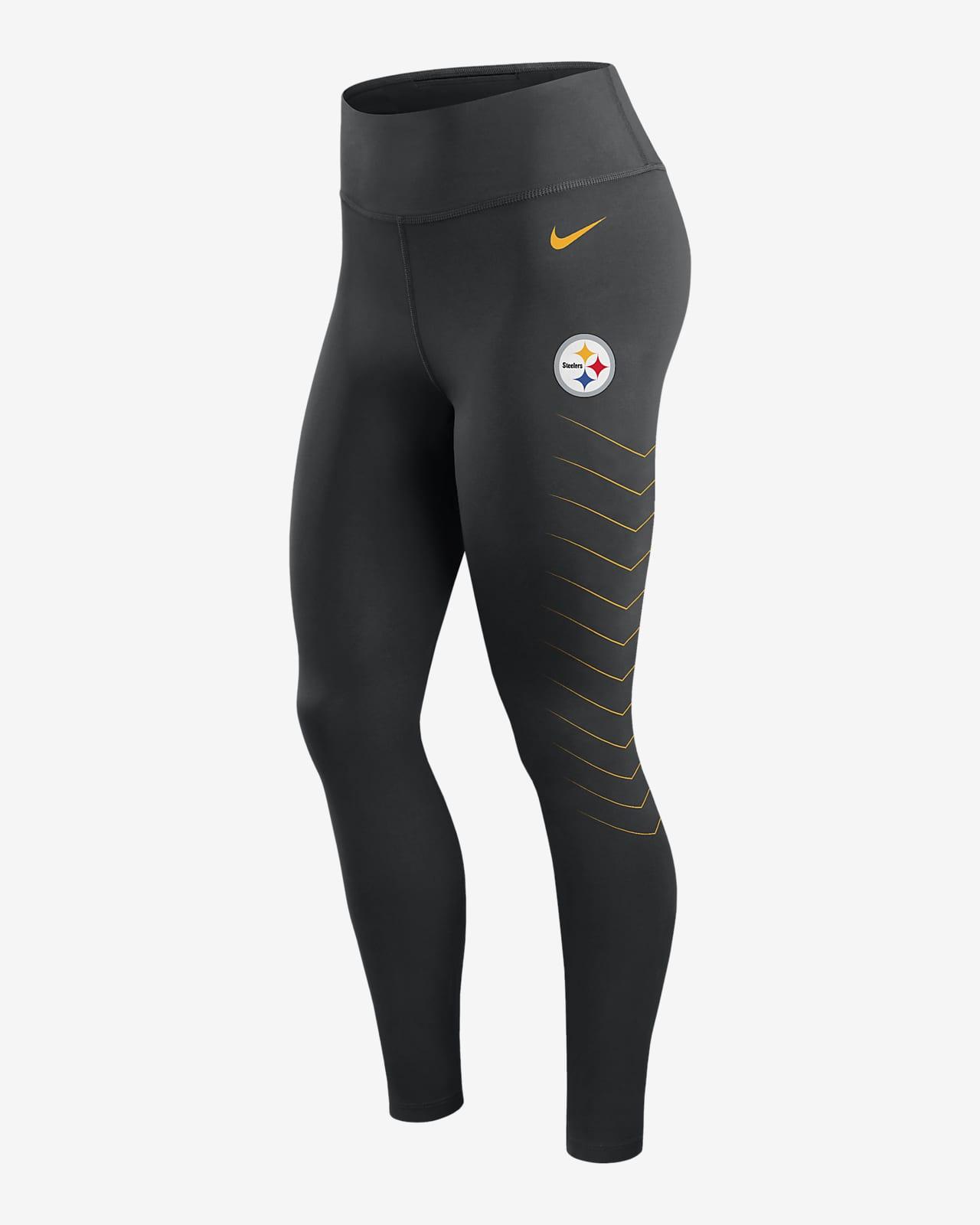Nike Dri-FIT (NFL Pittsburgh Steelers) Women's Leggings