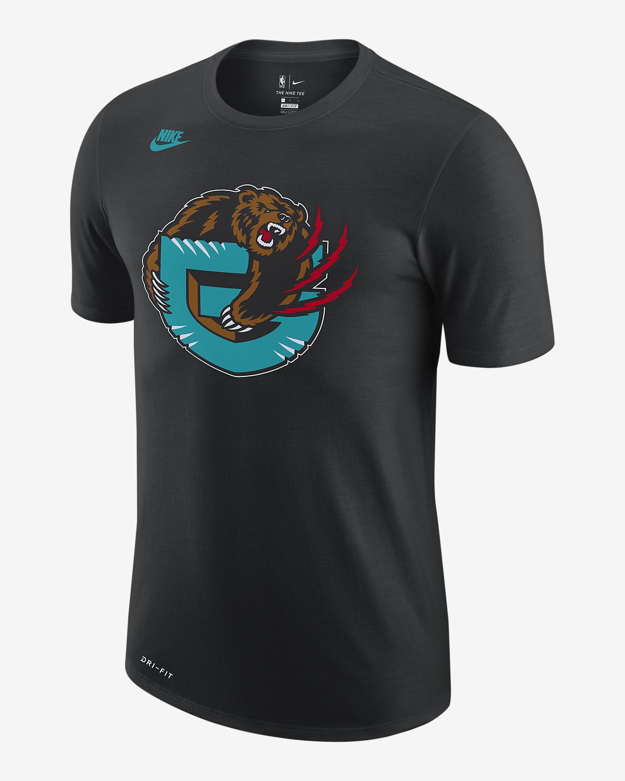 Memphis Grizzlies Classic Edition Logo Men's Nike Dri-FIT NBA T-Shirt