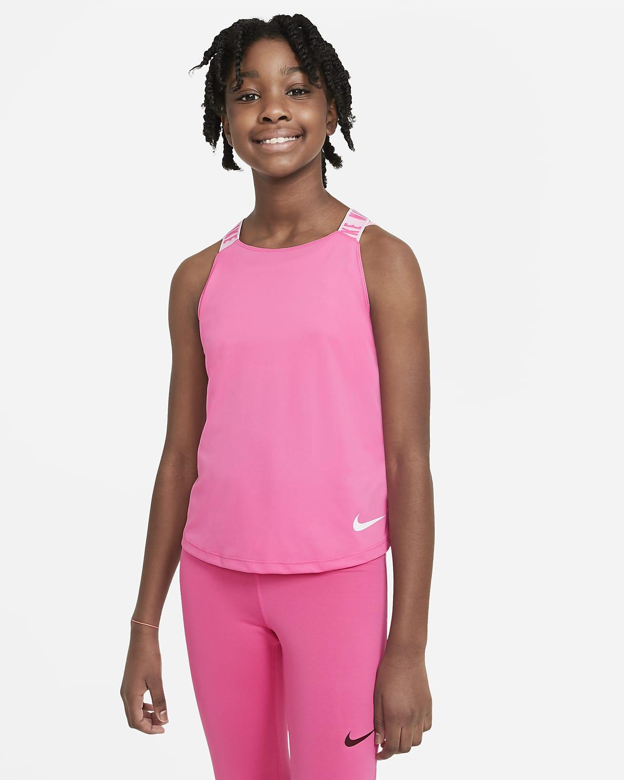 Nike Dri-FIT Trainingstanktop voor meisjes