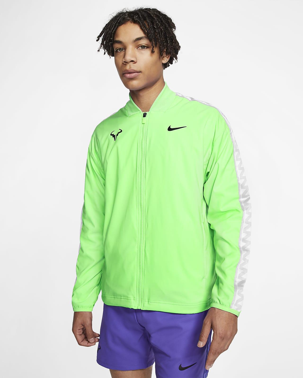 Pánská tenisová bunda Rafa