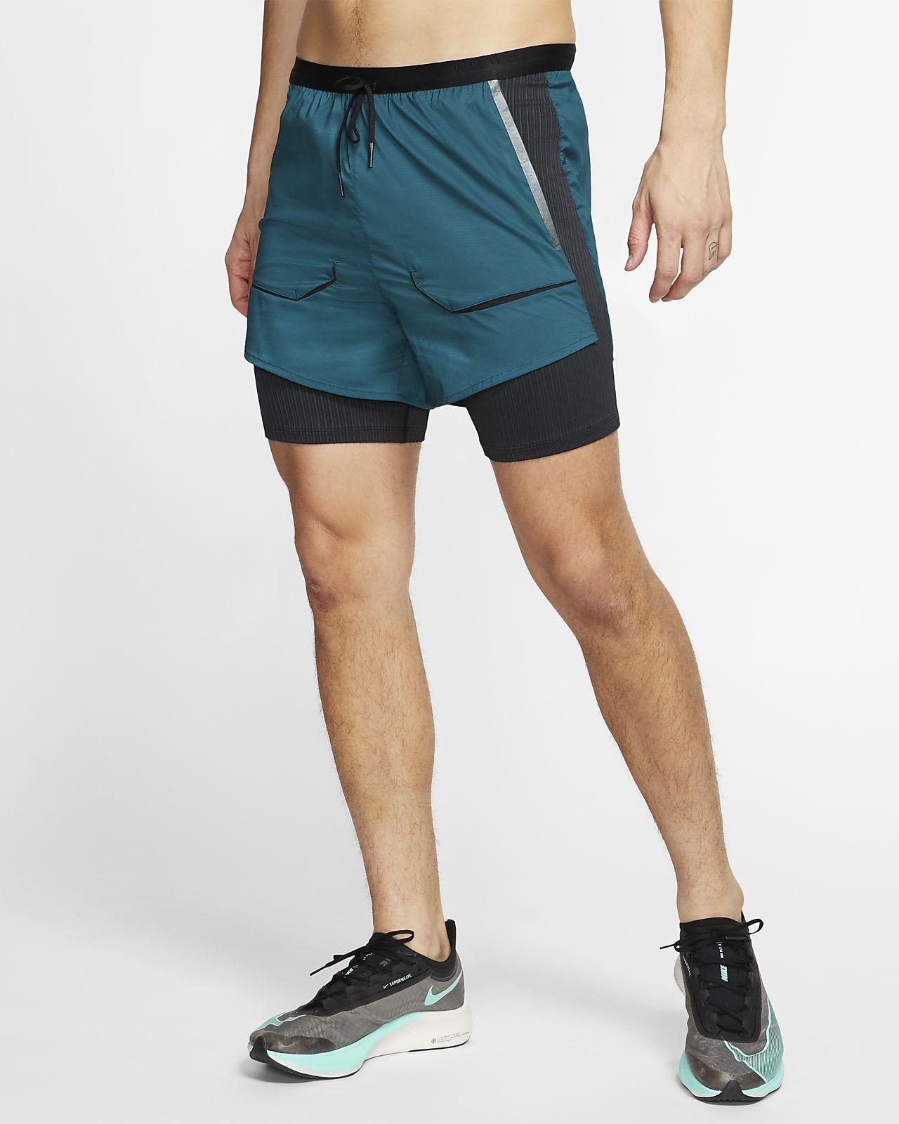 nike running shorts uomo