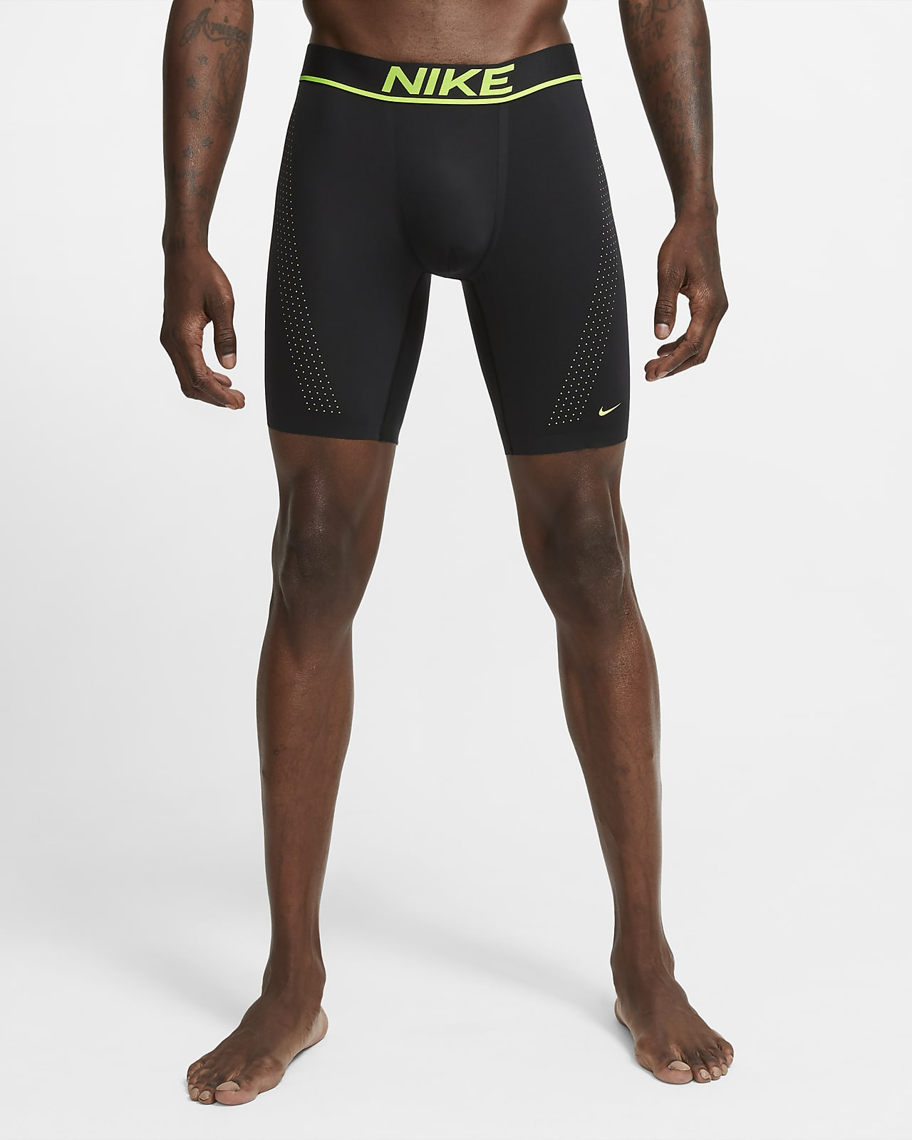Nike Elite Micro Men's Long Boxer Briefs