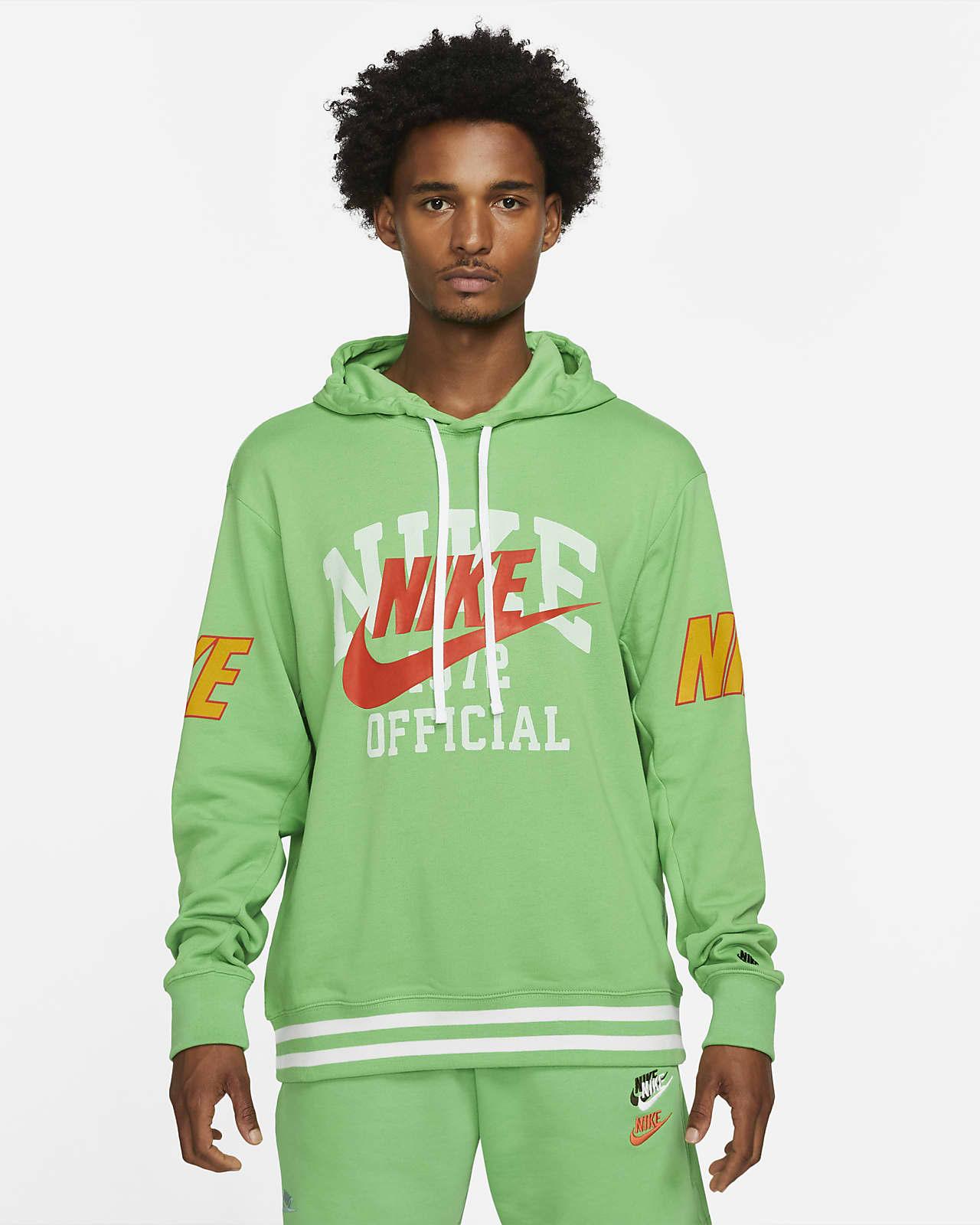 Мужская худи из ткани френч терри Nike Sportswear