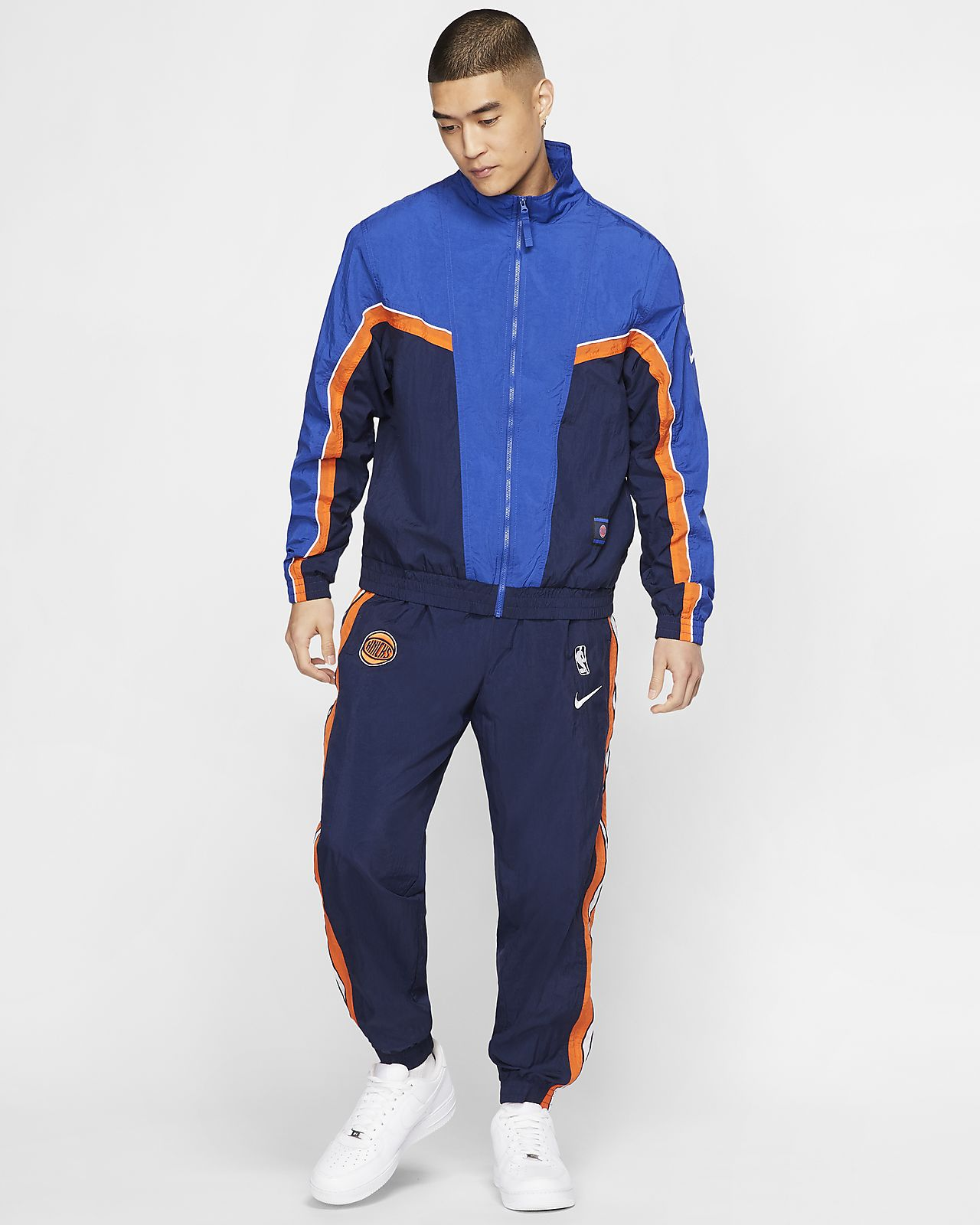 nike courtside tracksuit