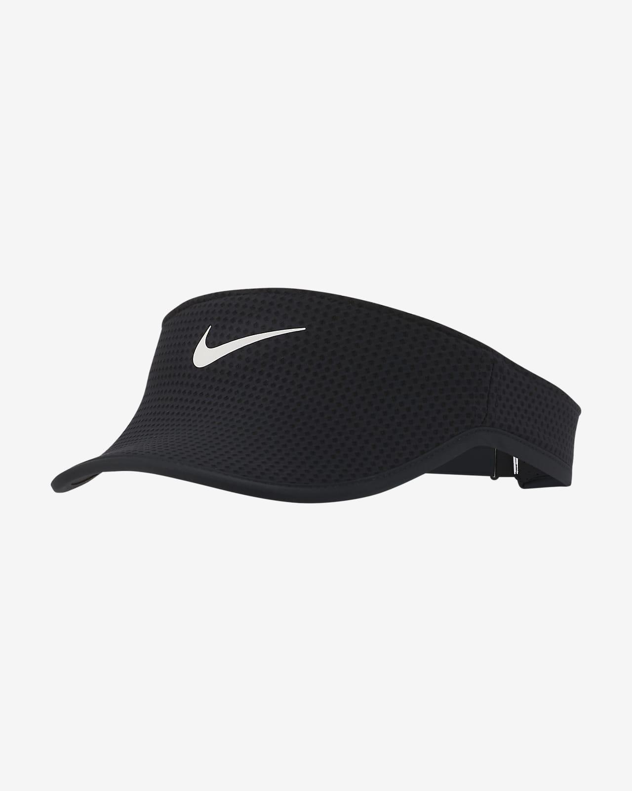 Visera de running para mujer Nike Dri-FIT Aerobill