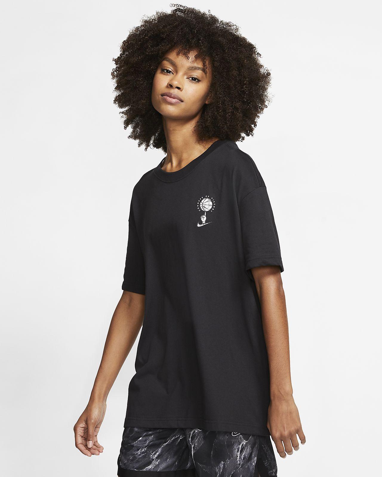 nike dri-fit t-shirt femme