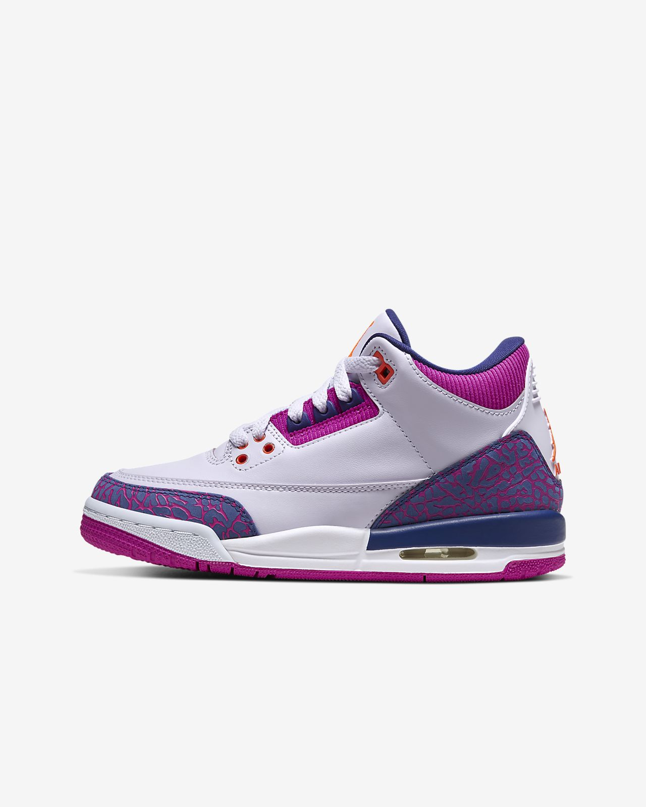 Jordans 3 Air Jordan 3 Retro Big Kids' Shoe. Nike.com