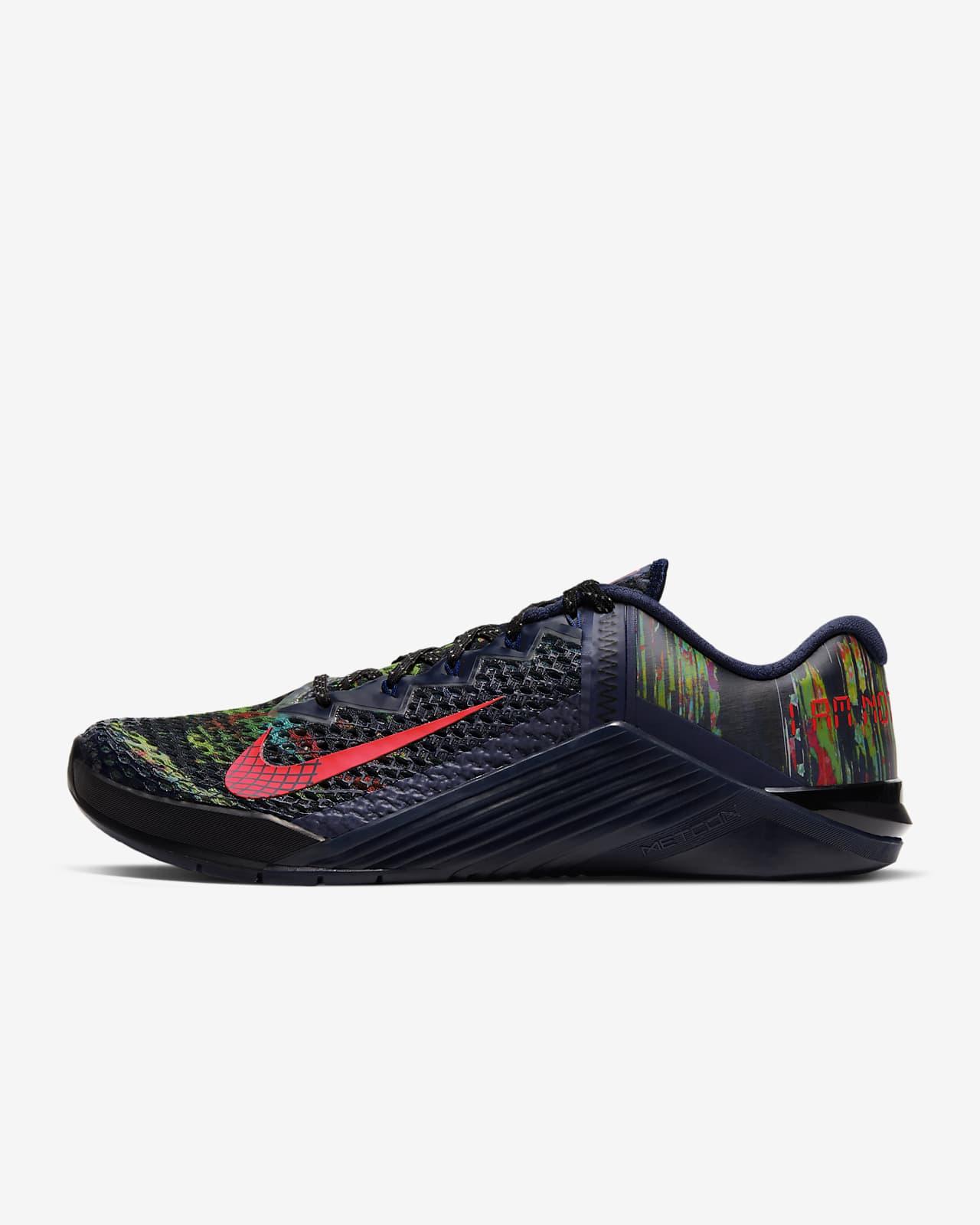 Pánská tréninková bota Nike Metcon6 AMP