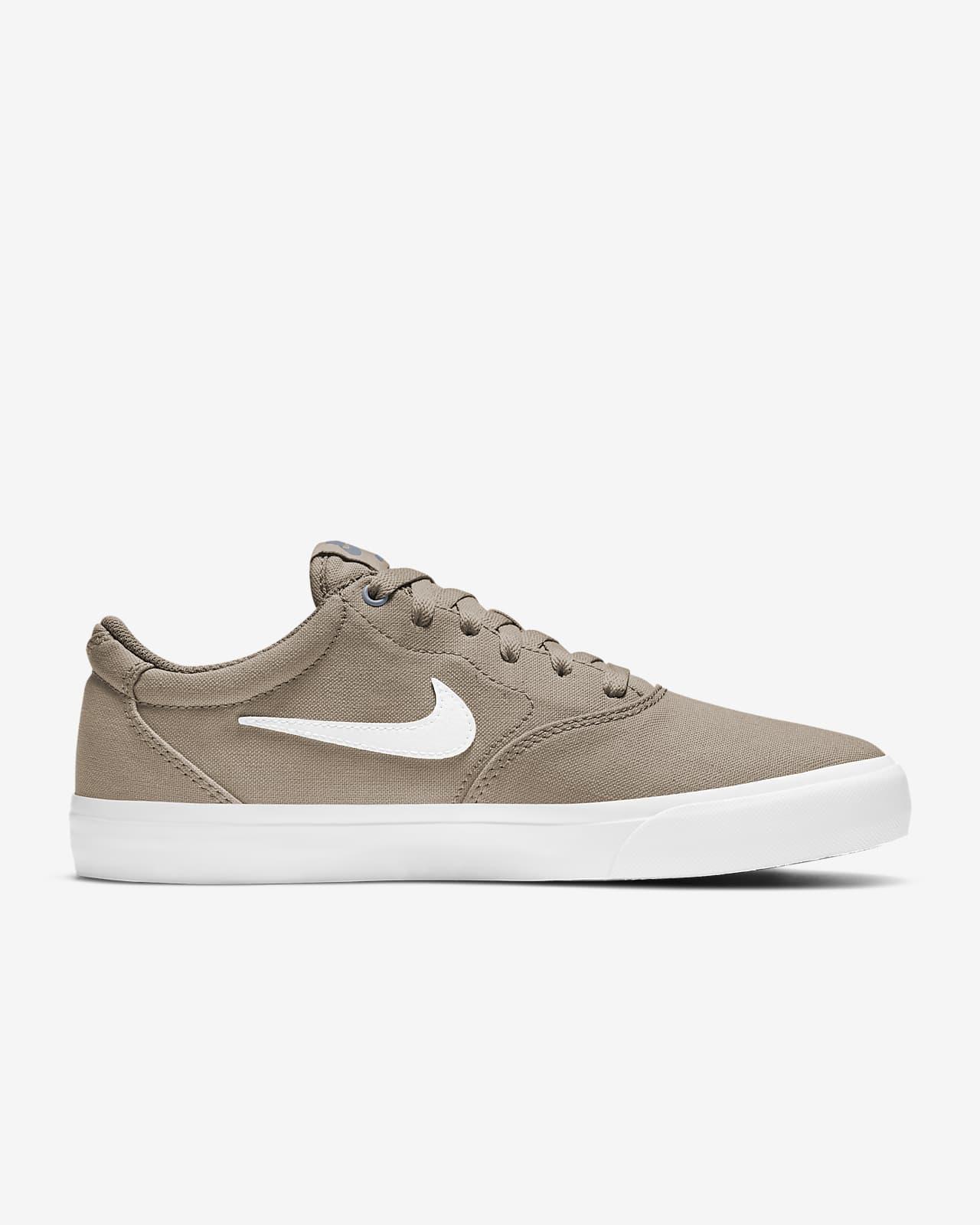 Nike SB Charge Canvas Skateschoen voor heren
