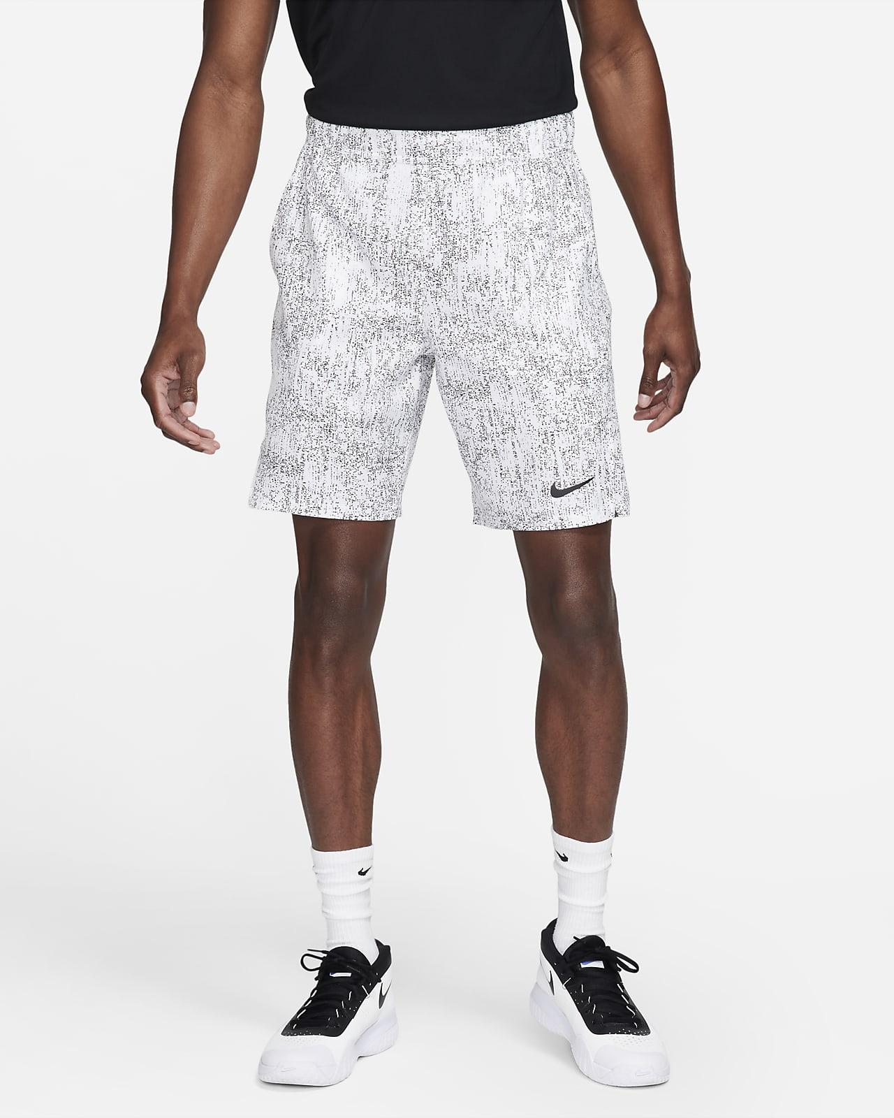 NikeCourt Flex Victory Men's Printed Tennis Shorts
