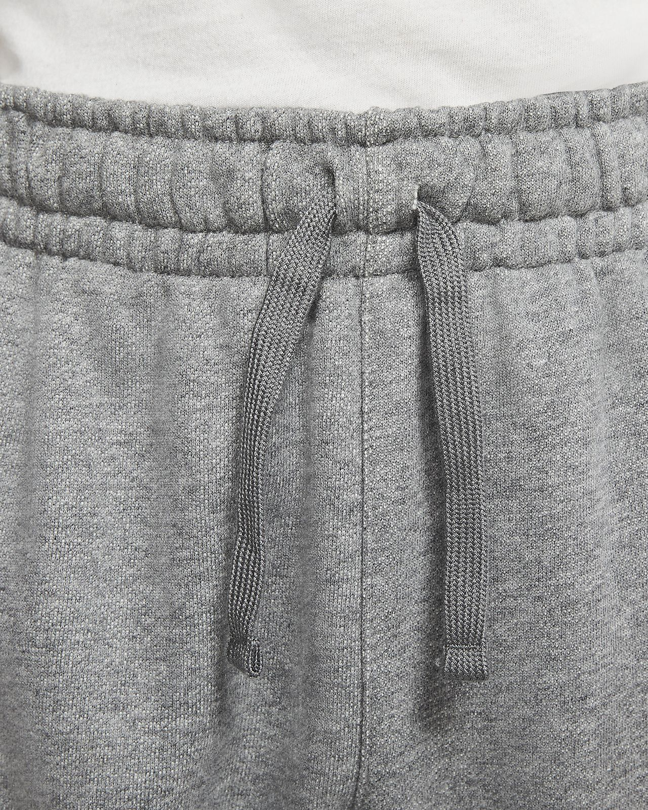 nike sportswear sweat a capuche gris chiné charcoal emme