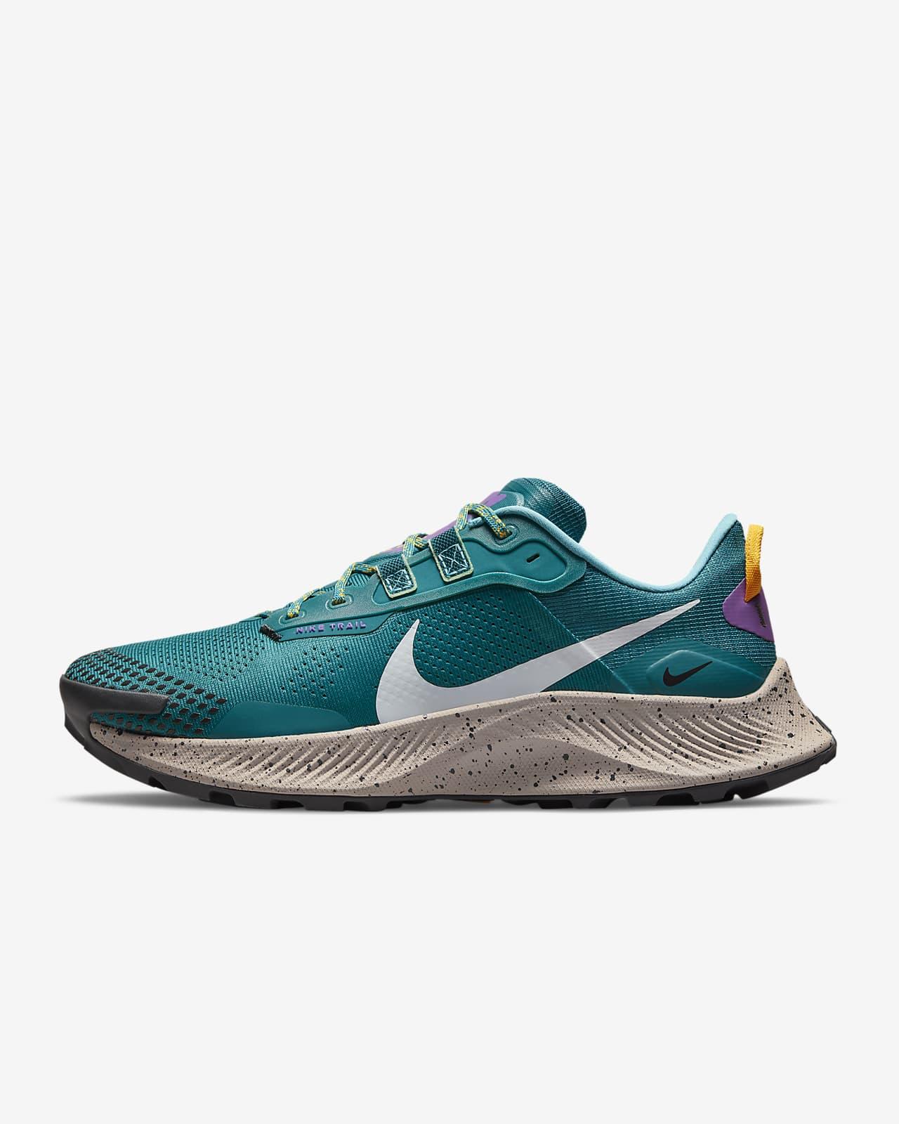 รองเท้าวิ่งเทรลผู้ชาย Nike Pegasus Trail 3