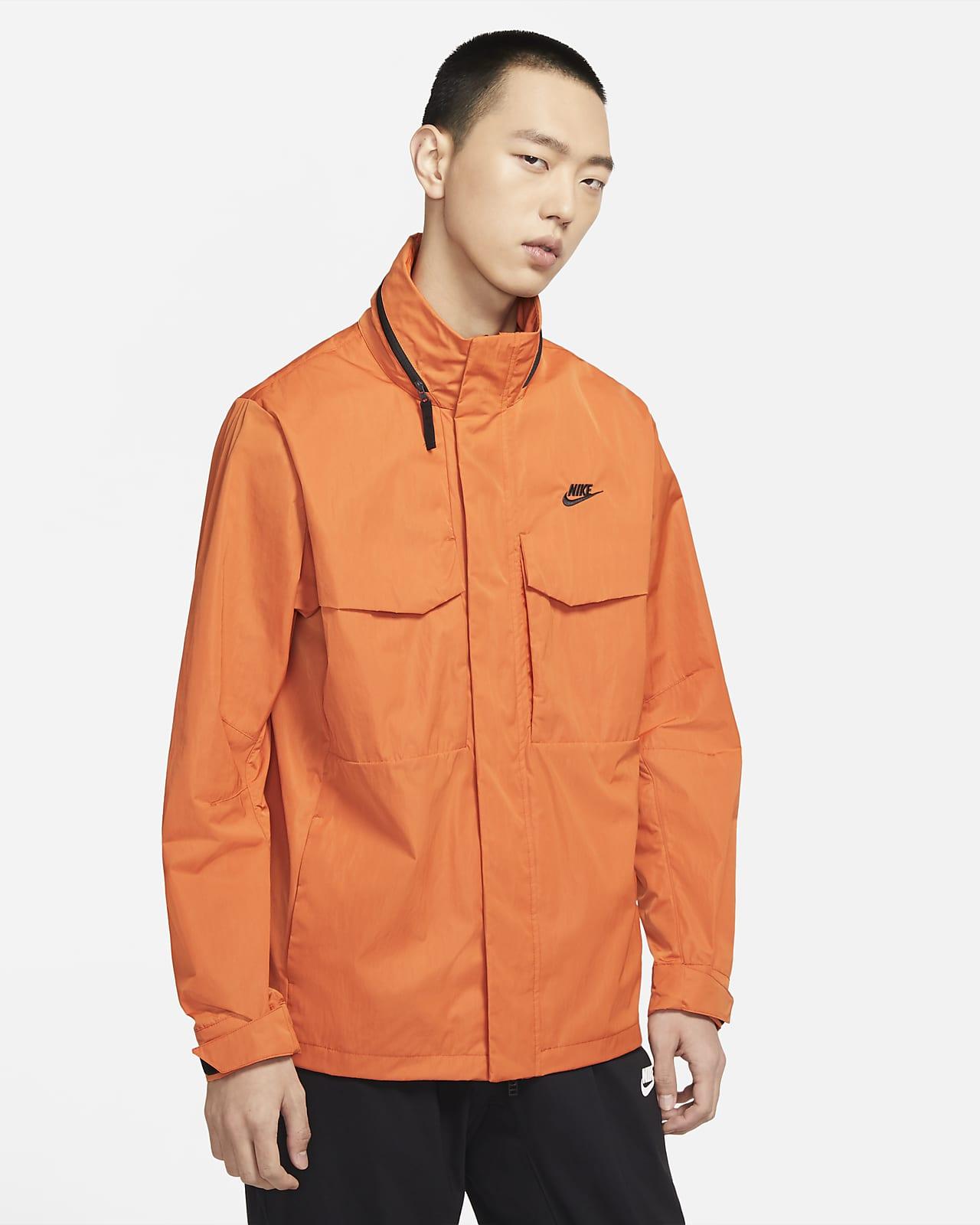 Nike Sportswear Premium Essentials M65 Unlined 男子连帽夹克