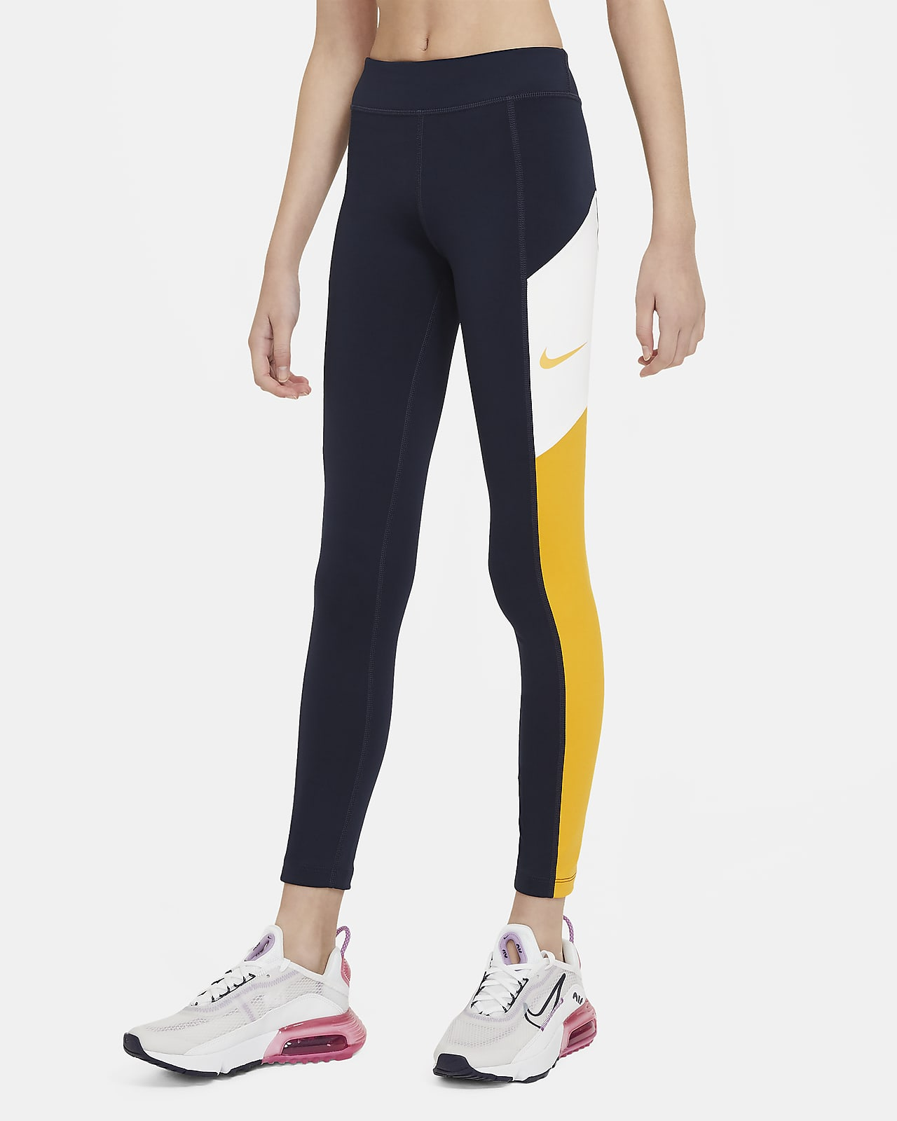 Nike Trophy Older Kids' (Girls') Training Tights