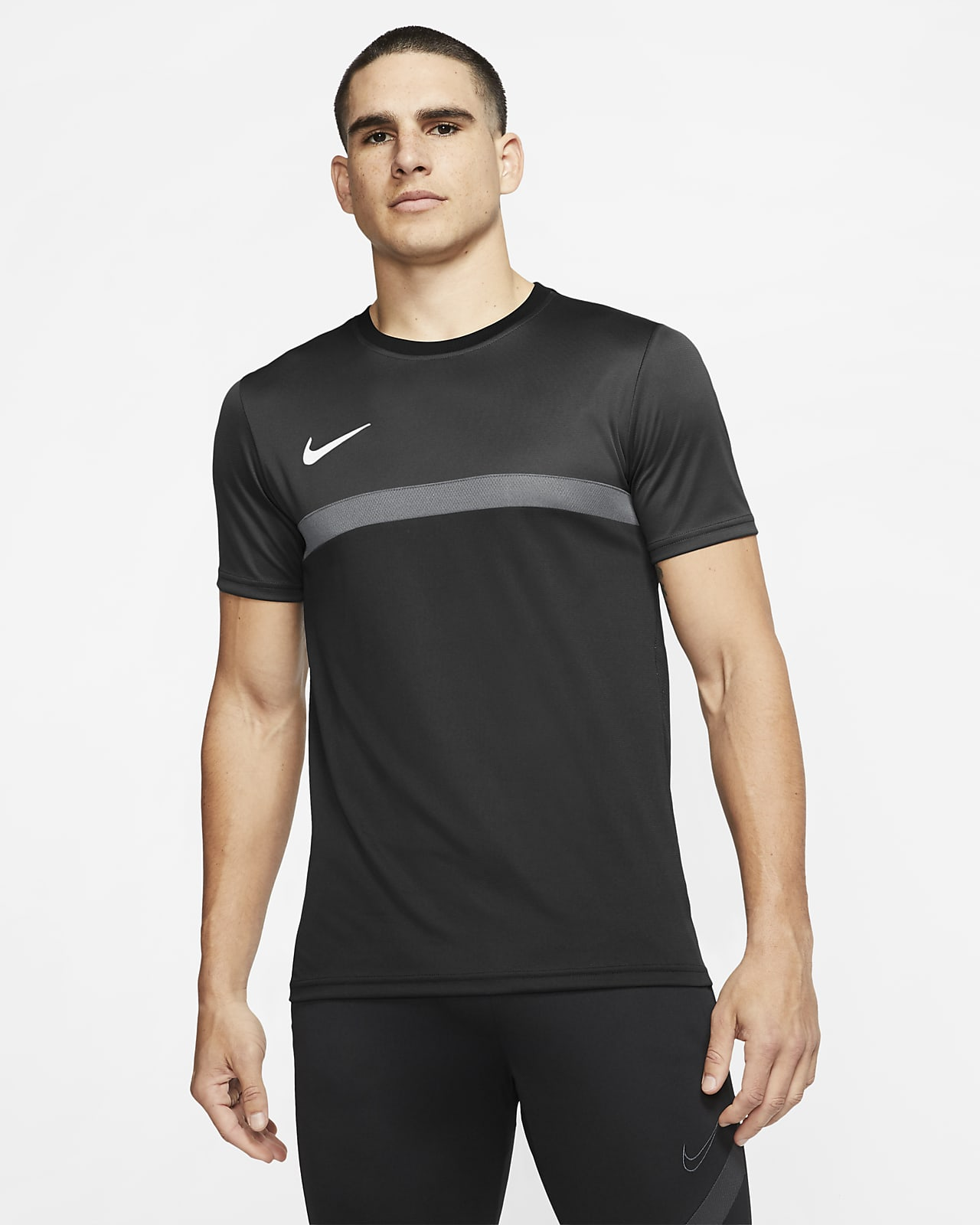 Nike Dri-FIT Academy Pro Men's Short-Sleeve Football Top
