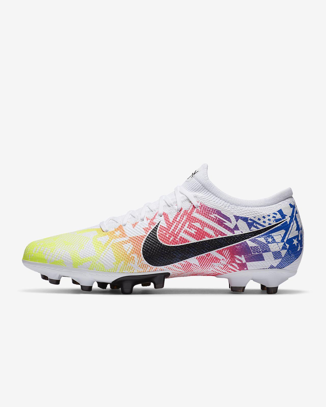 Chaussure de football à crampons pour terrain synthétique Nike Mercurial Vapor 13 Pro Neymar Jr. AG-PRO