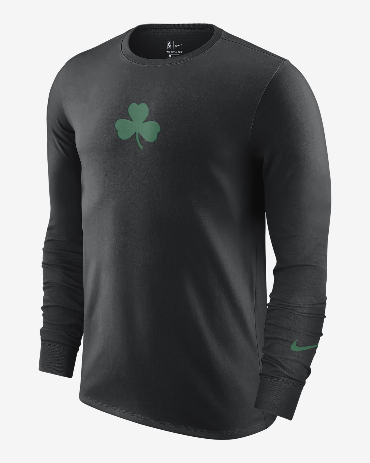 Boston Celtics Courtside City Edition Men's Nike NBA T-Shirt