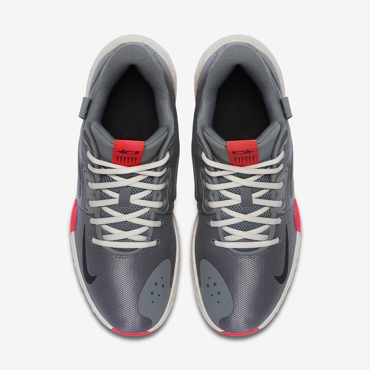Nike Air Presto (Cool GreyGym Red) Sneaker Freaker