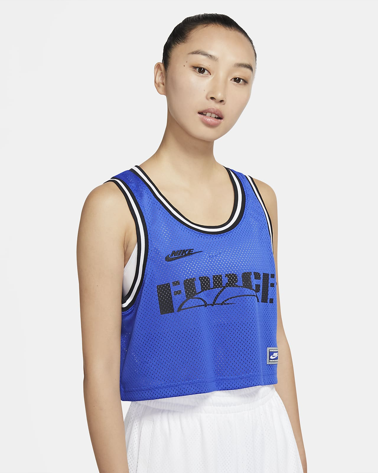 Nike Sportswear 女子短款球衣