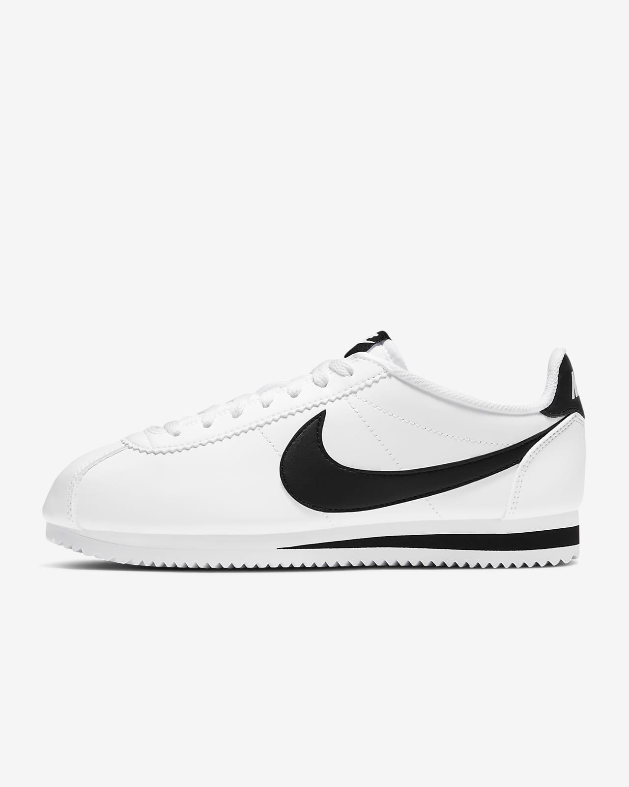 Nike Classic Cortez Leather 女子运动鞋
