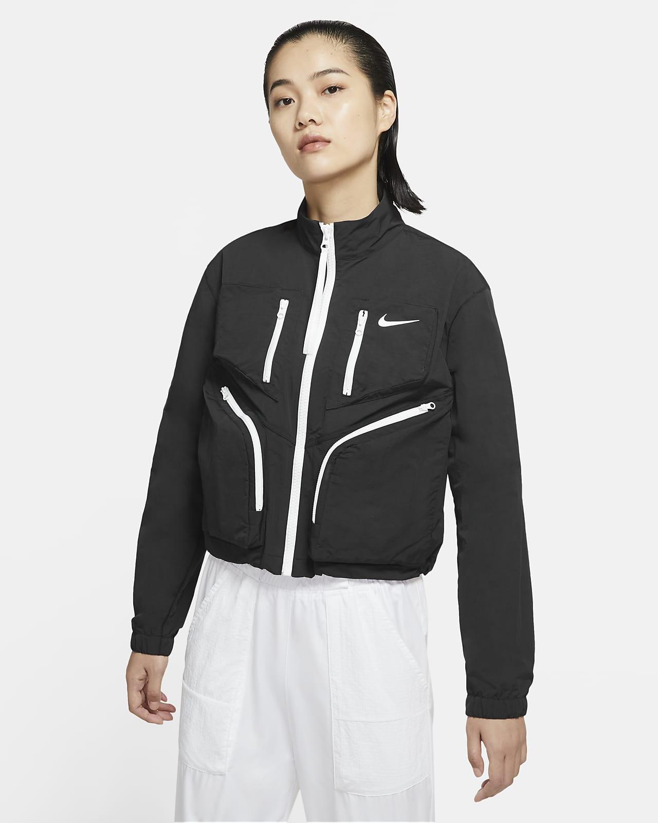 Chamarra tejida para mujer Nike Sportswear Tech Pack