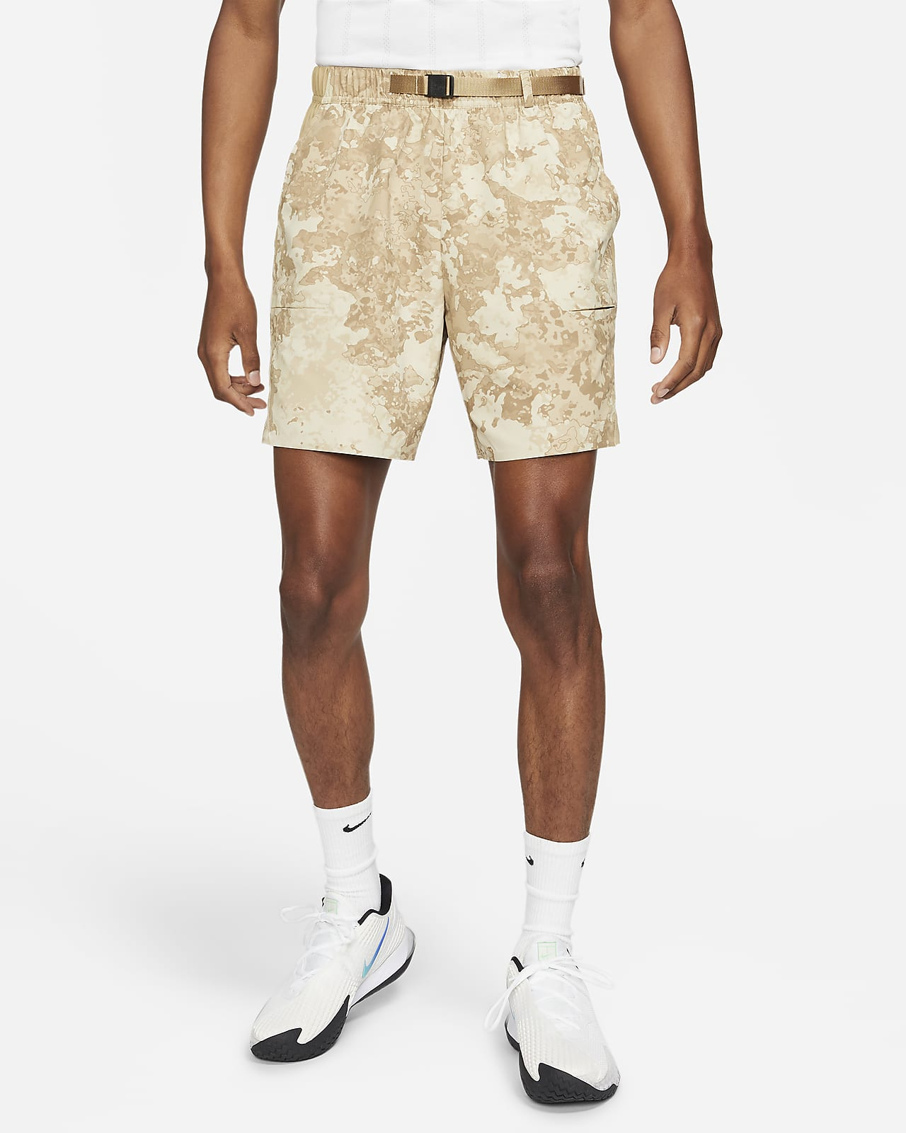 Short de tennis NikeCourt Flex Slam pour Homme