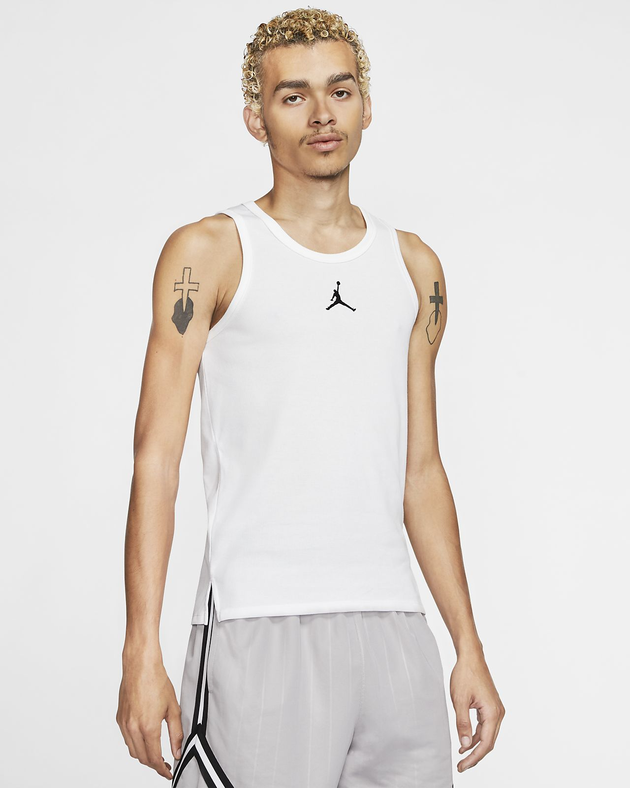 Jordan 23 Alpha Buzzer Camiseta de tirantes de baloncesto - Hombre
