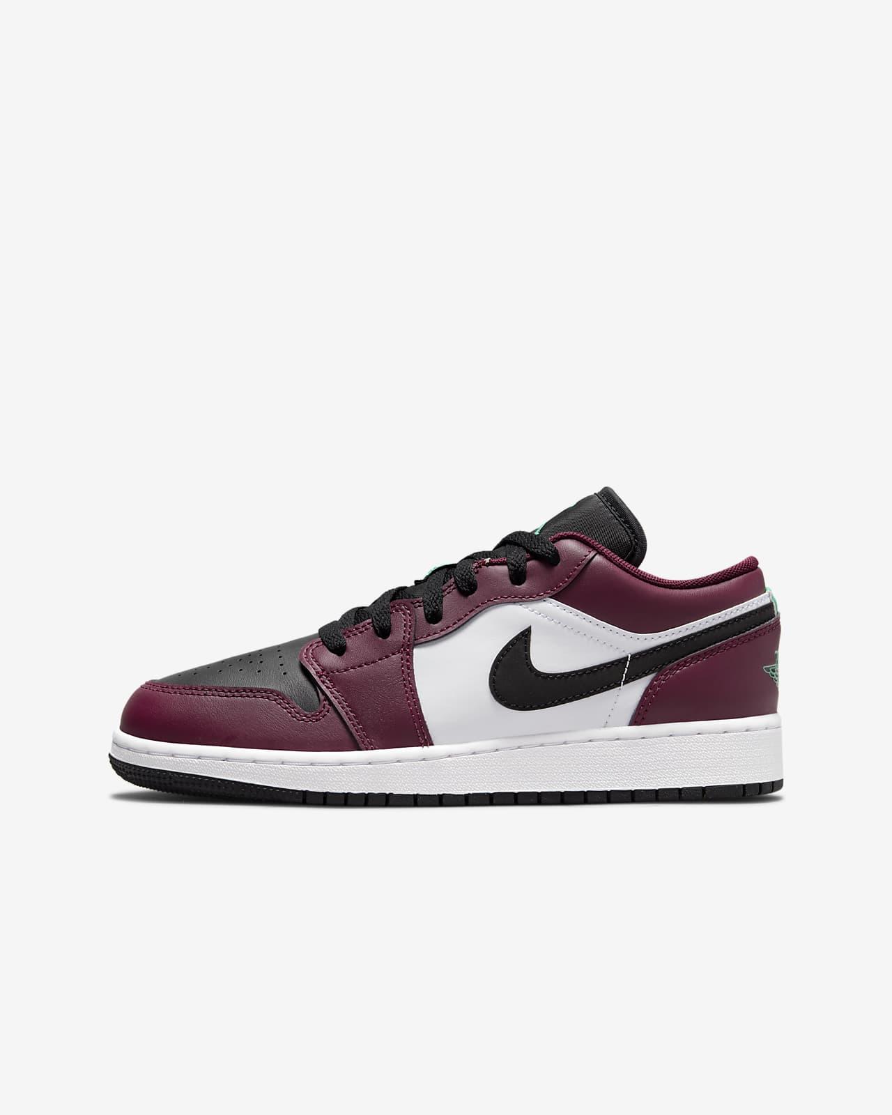 Chaussures Air Jordan1LowSE pour Enfant plus âgé