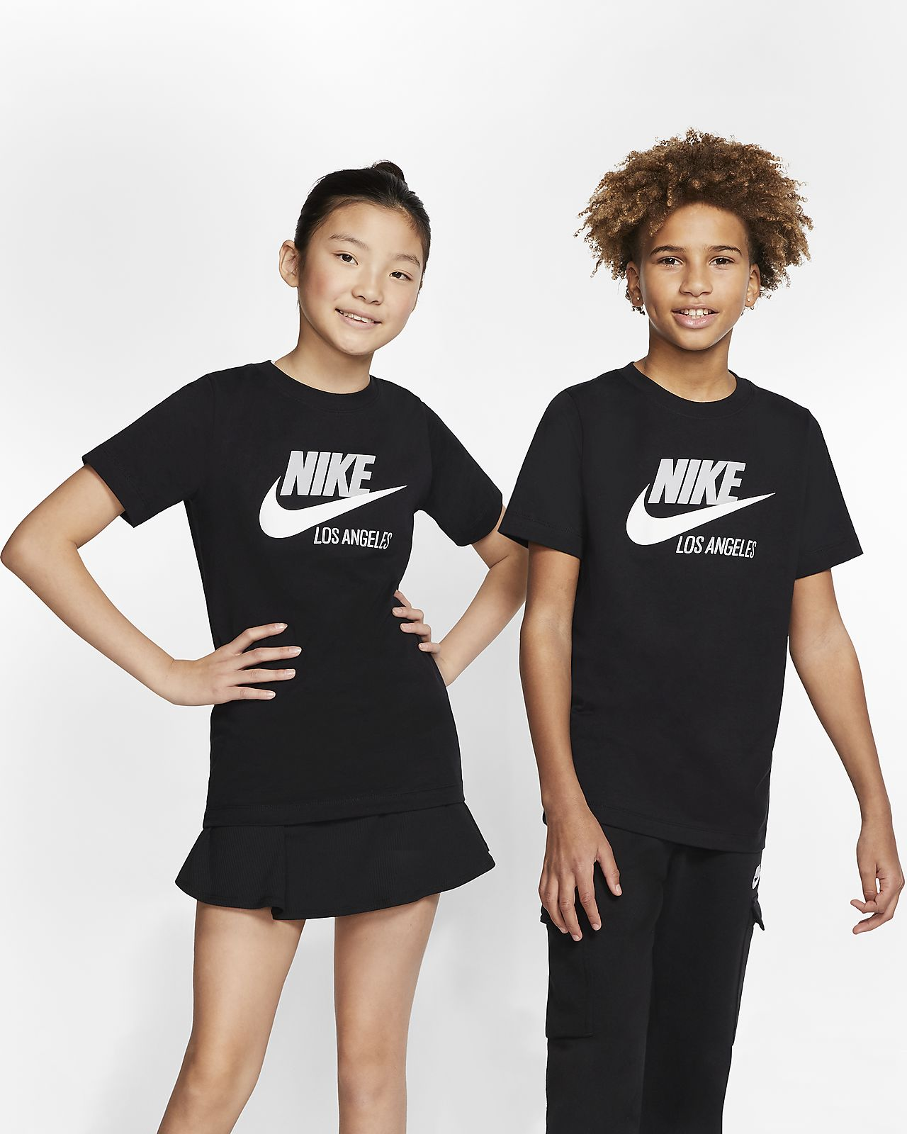 Nike Sportswear Los Angeles Big Kids' T-Shirt
